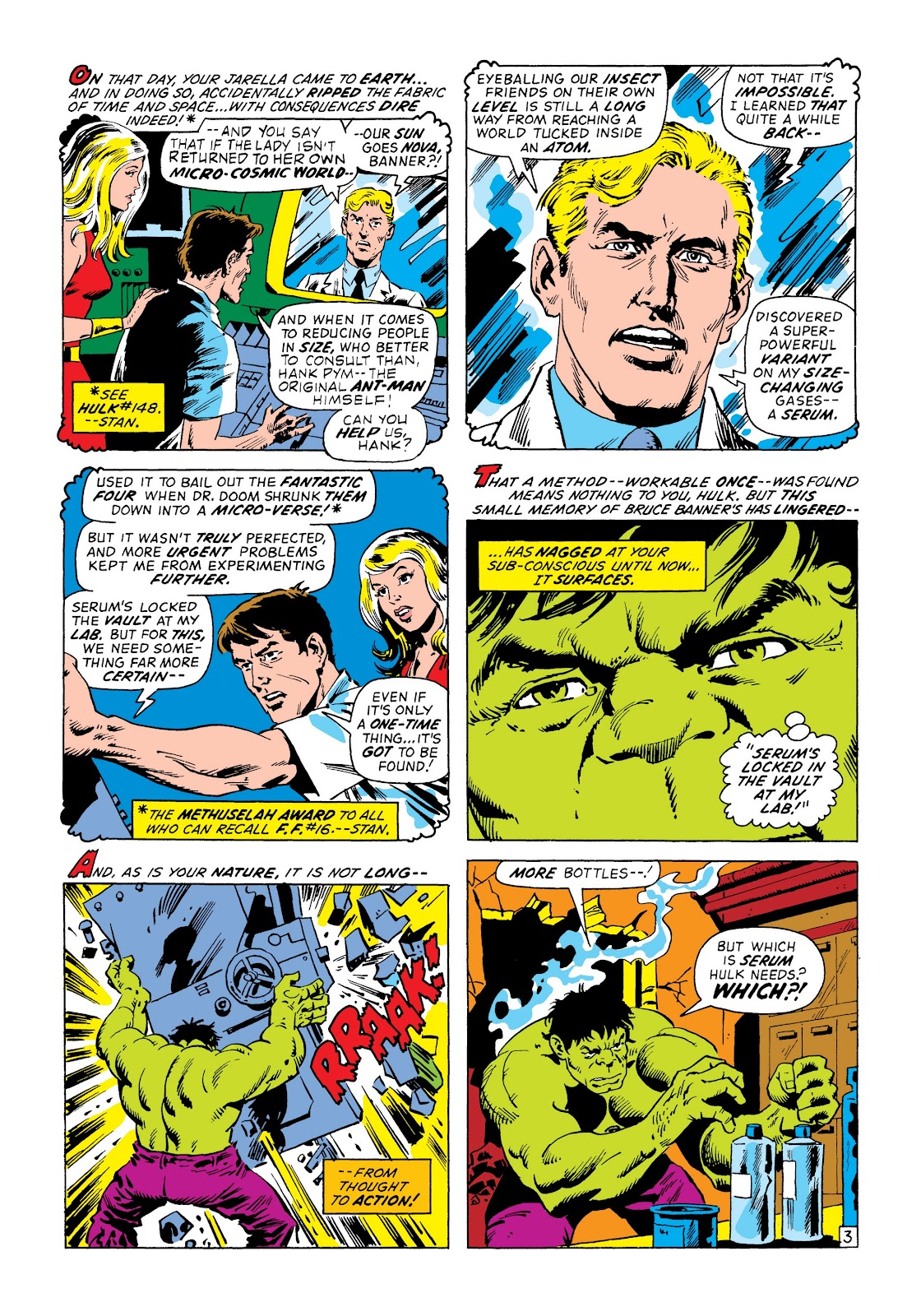 Read online Marvel Masterworks: The Incredible Hulk comic -  Issue # TPB 8 (Part 3) - 21