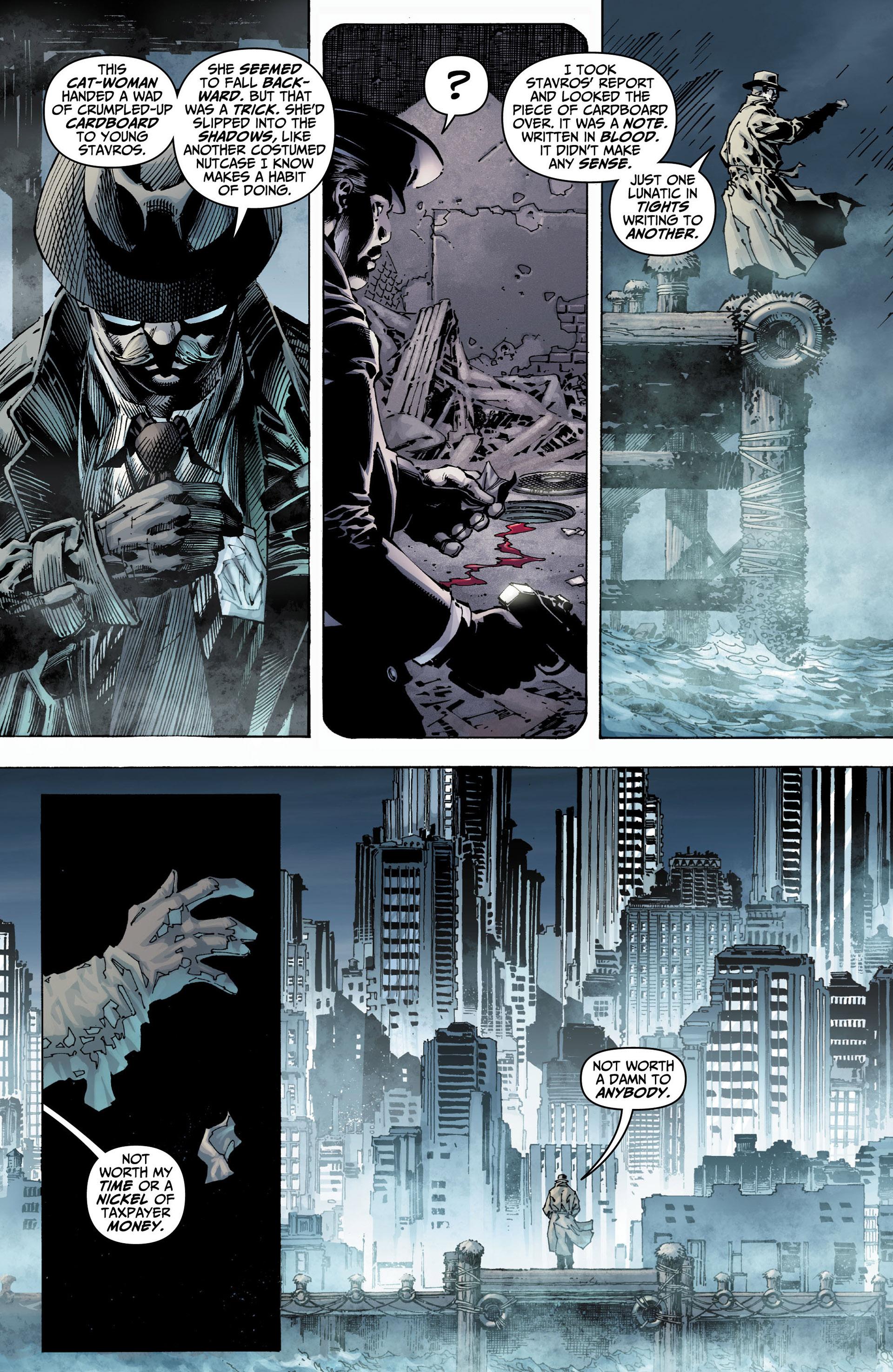 Read online All Star Batman & Robin, The Boy Wonder comic -  Issue #10 - 6