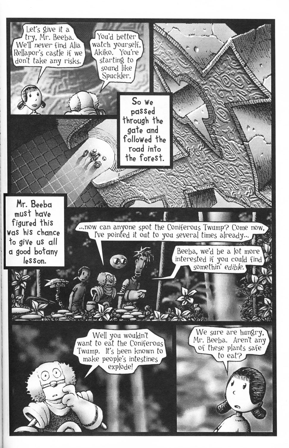 Read online Akiko comic -  Issue #Akiko _TPB 1 - 129
