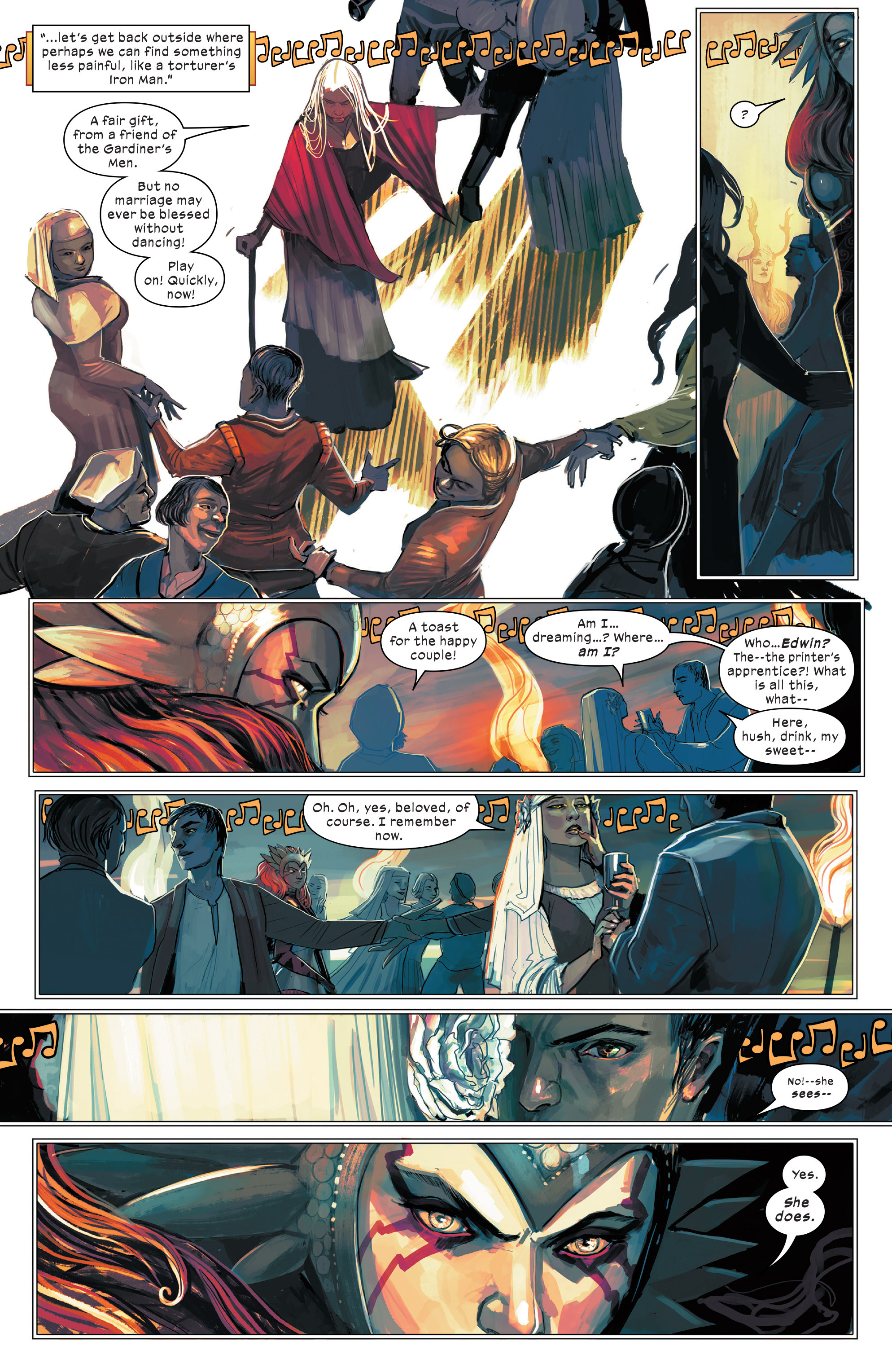 Read online 1602 Witch Hunter Angela comic -  Issue #2 - 15