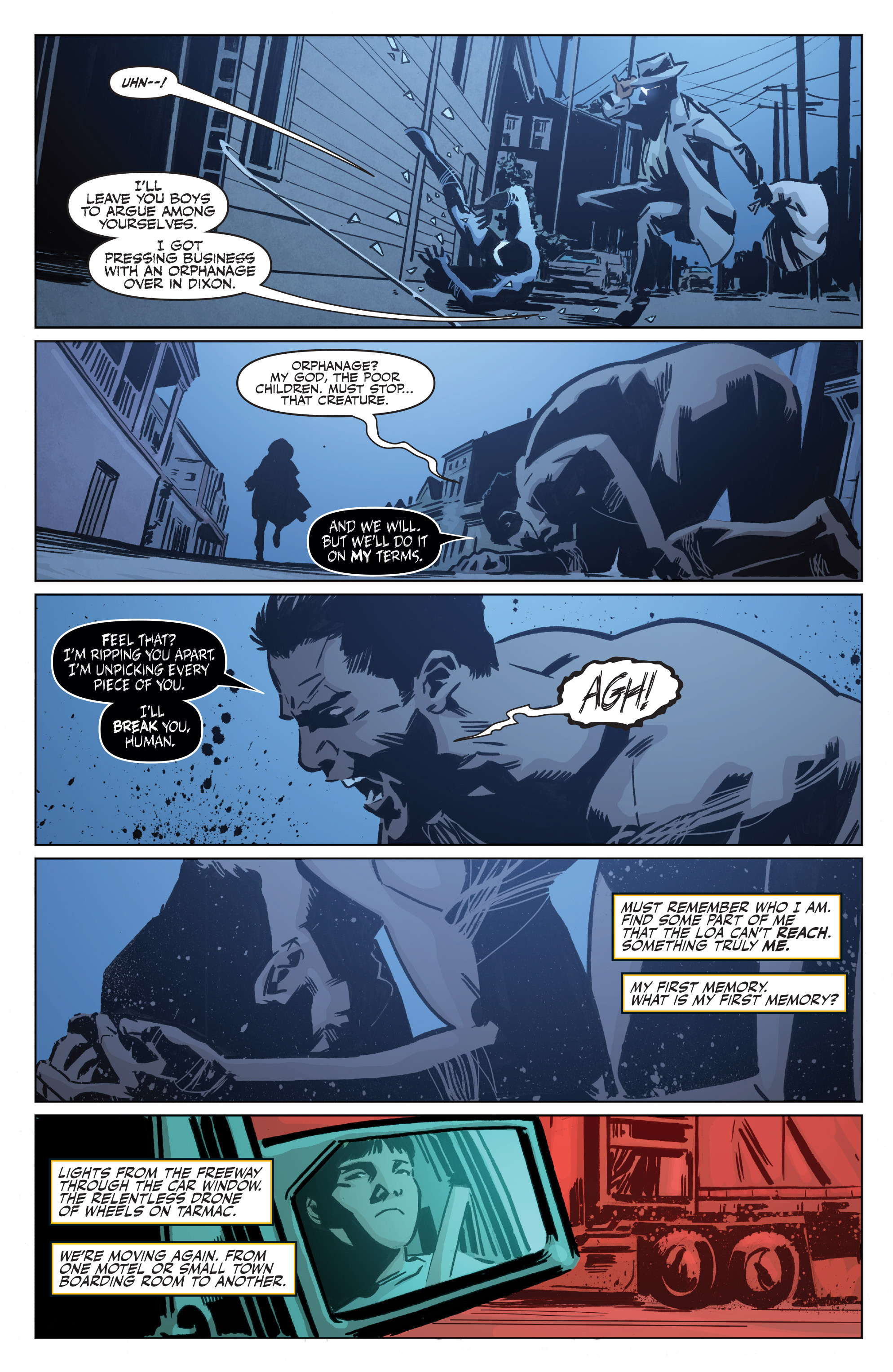 Read online Shadowman: End Times comic -  Issue #1 - 13