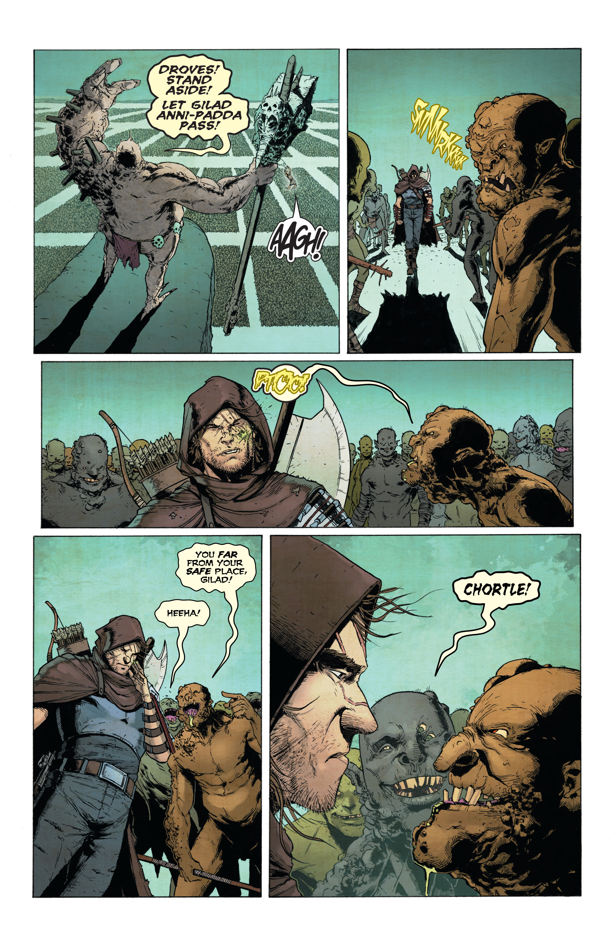 Read online Wrath of the Eternal Warrior comic -  Issue #13 - 8