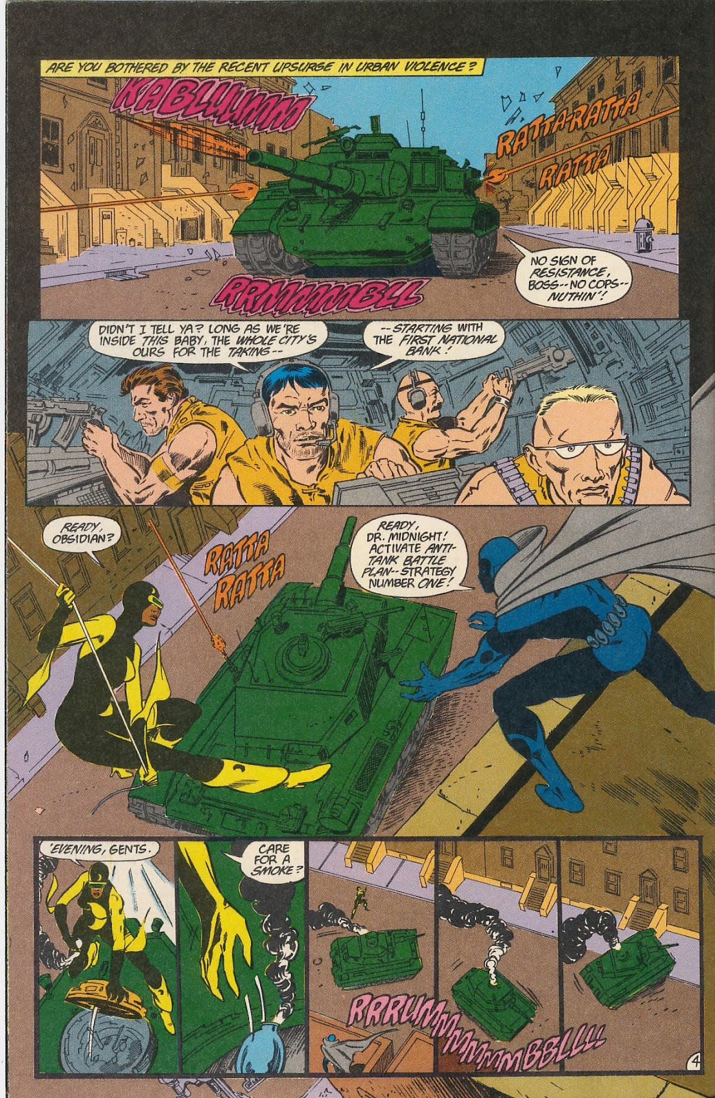 Infinity Inc. (1984) issue 40 - Page 6