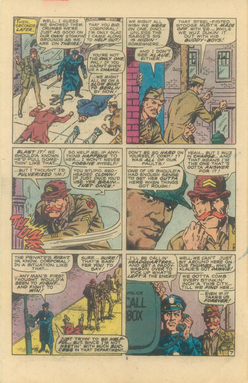 Read online Sgt. Fury comic -  Issue #163 - 10