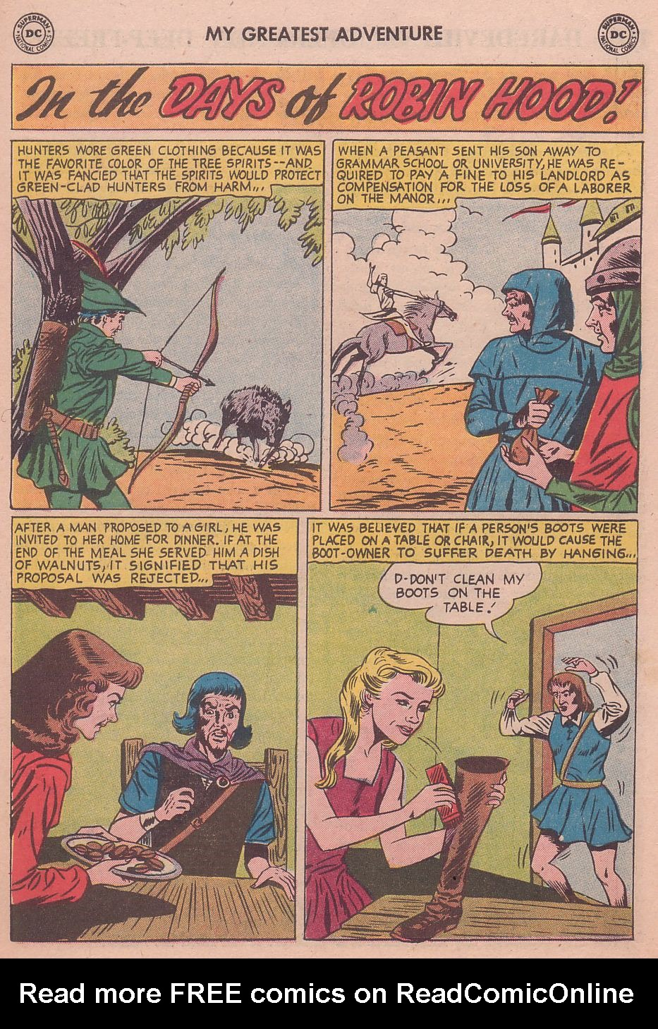 My Greatest Adventure (1955) issue 65 - Page 23