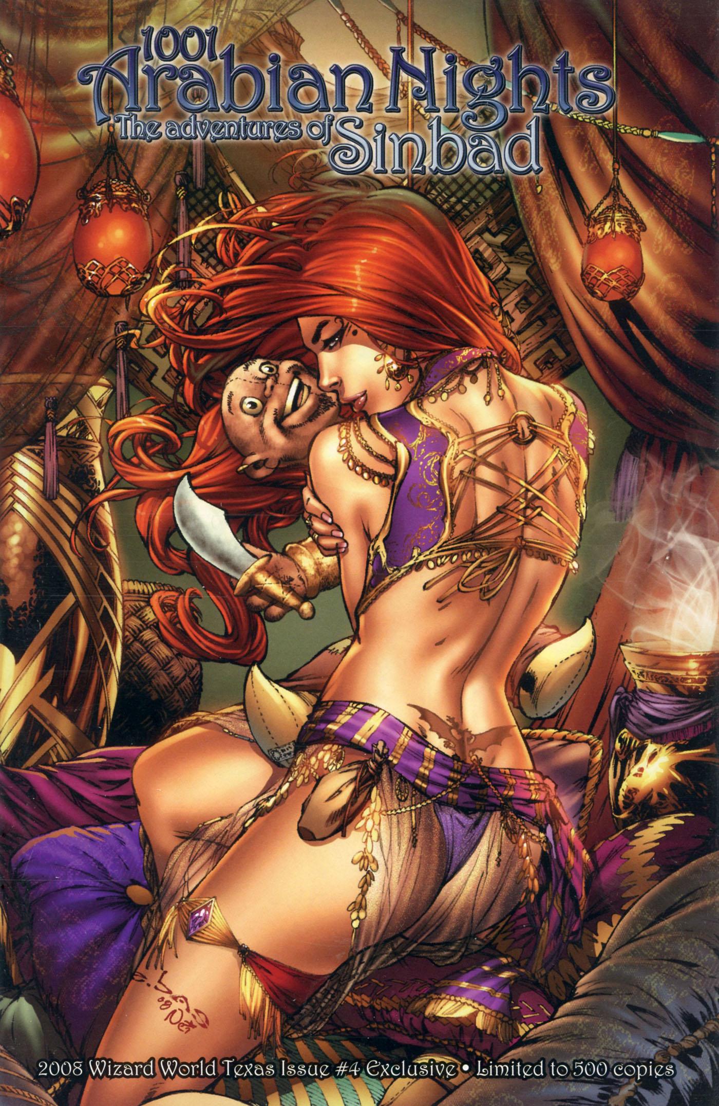 Read online 1001 Arabian Nights: The Adventures of Sinbad comic -  Issue #4 - 3