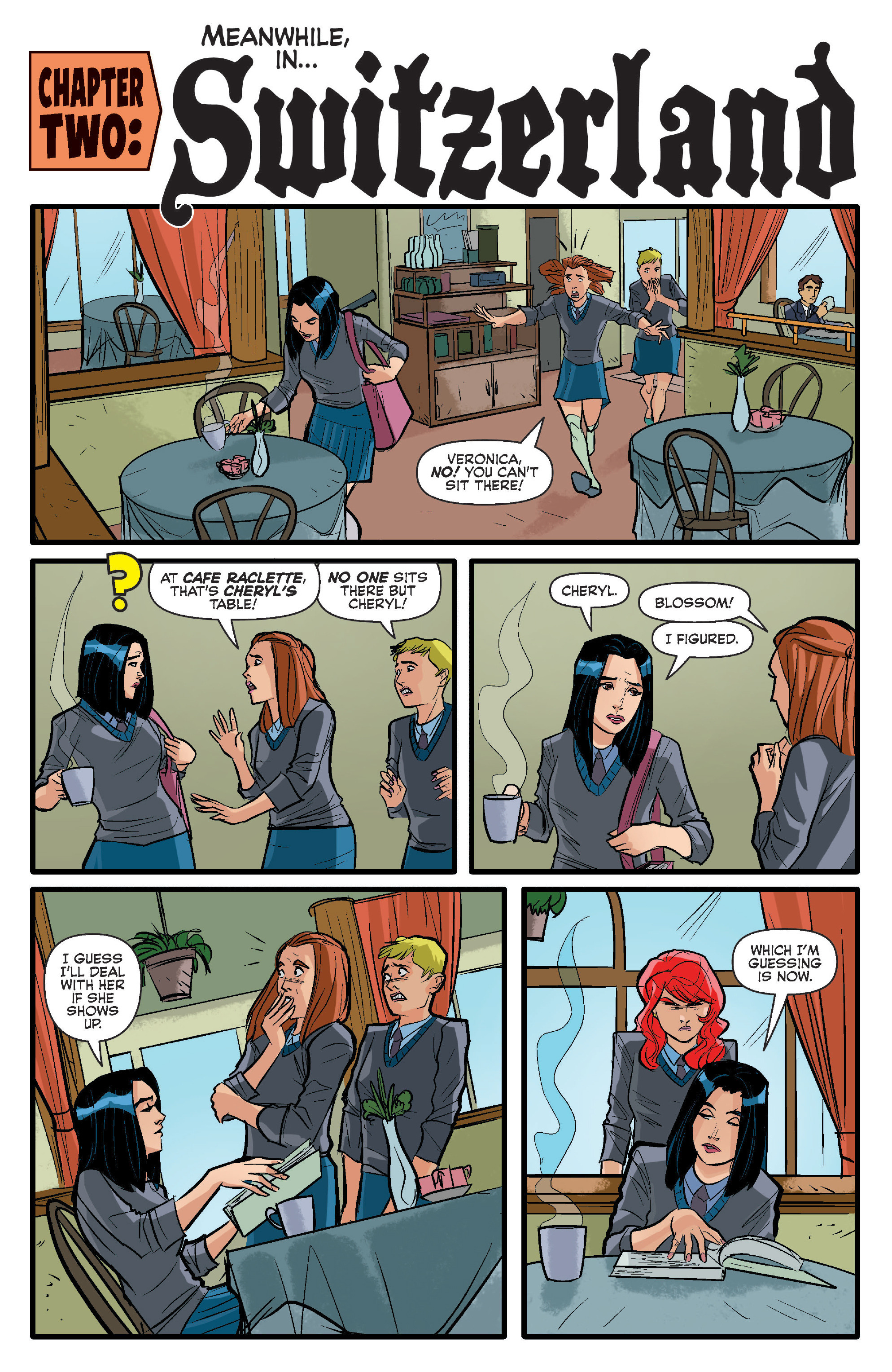 Read online Archie (2015) comic -  Issue #14 - 10