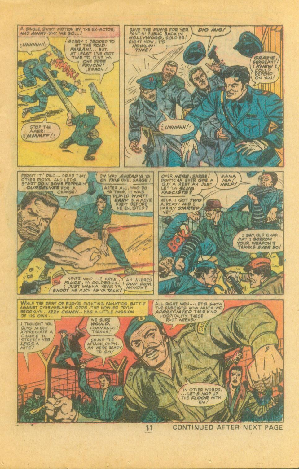 Read online Sgt. Fury comic -  Issue #132 - 13