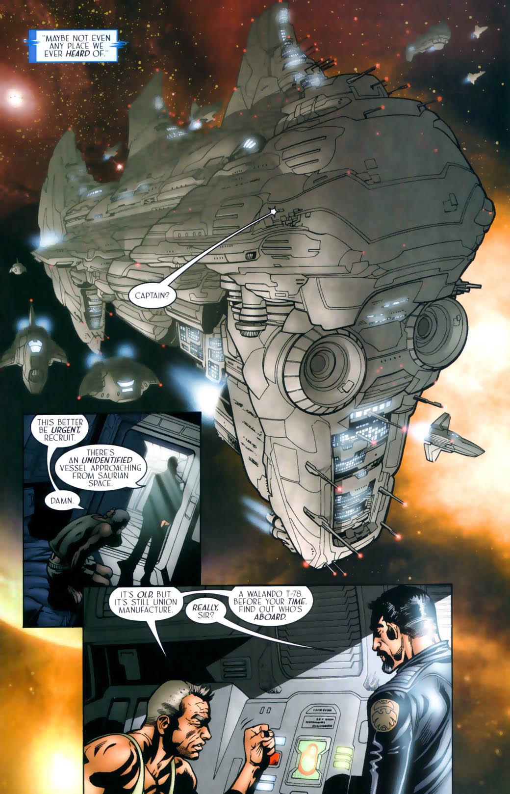 Read online Sigil (2000) comic -  Issue #30 - 20