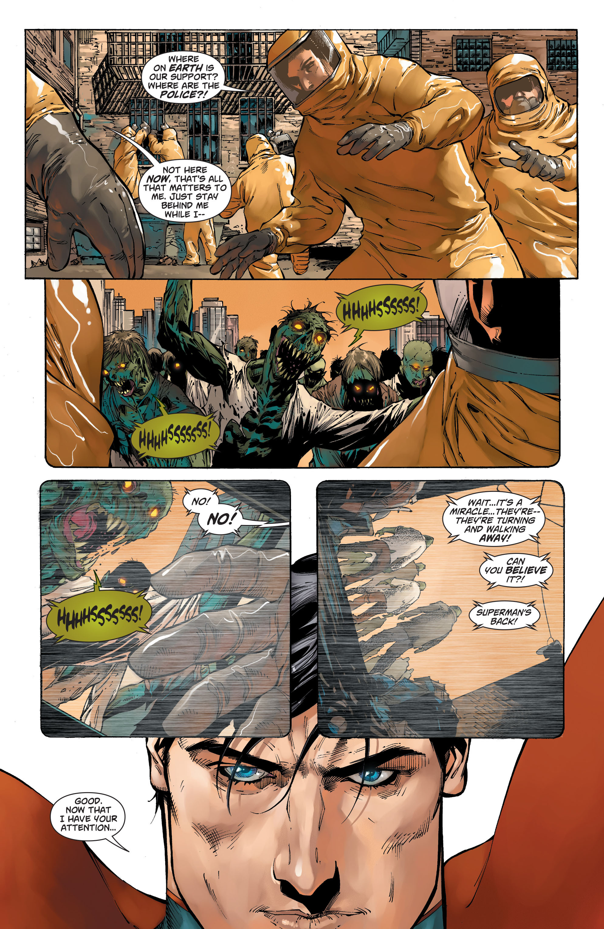 Read online Action Comics (2011) comic -  Issue #20 - 17