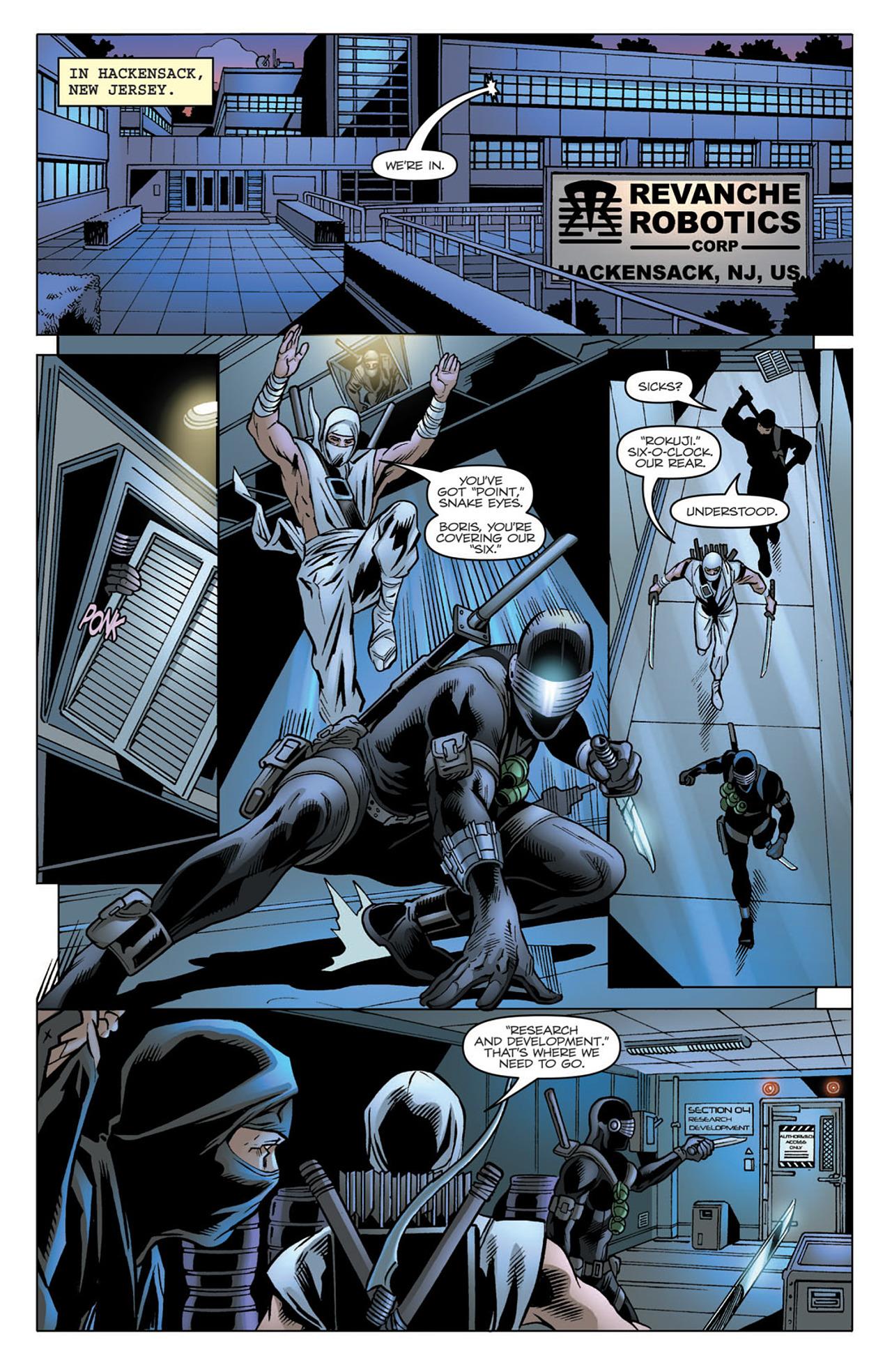 G.I. Joe: A Real American Hero 174 Page 13