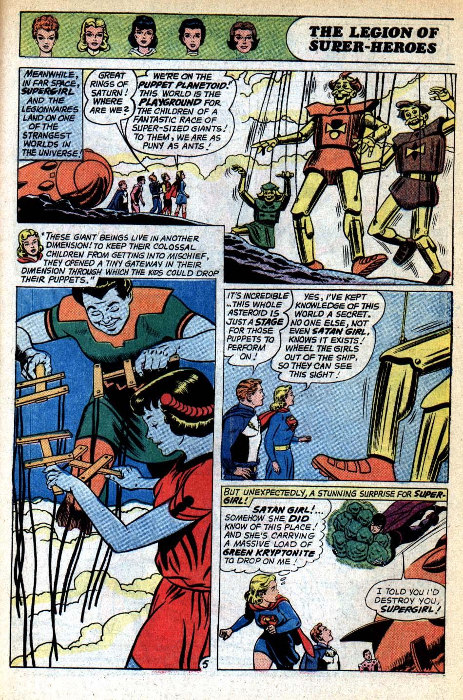 Read online Adventure Comics (1938) comic -  Issue #409 - 45
