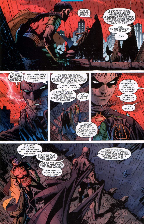 Read online Batman: Hush comic -  Issue #11 - 17