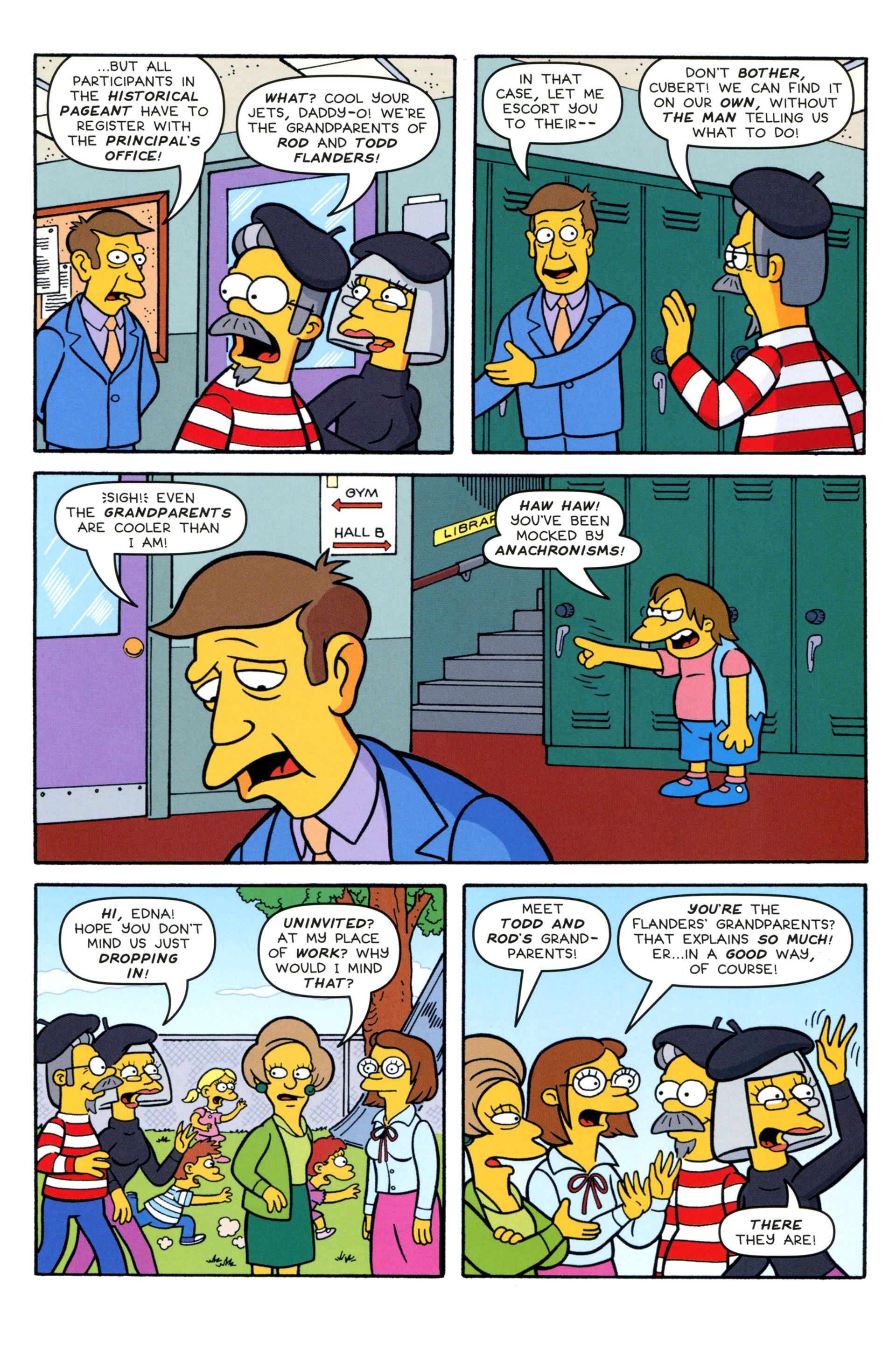 Read online Simpsons Comics comic -  Issue #204 - 15