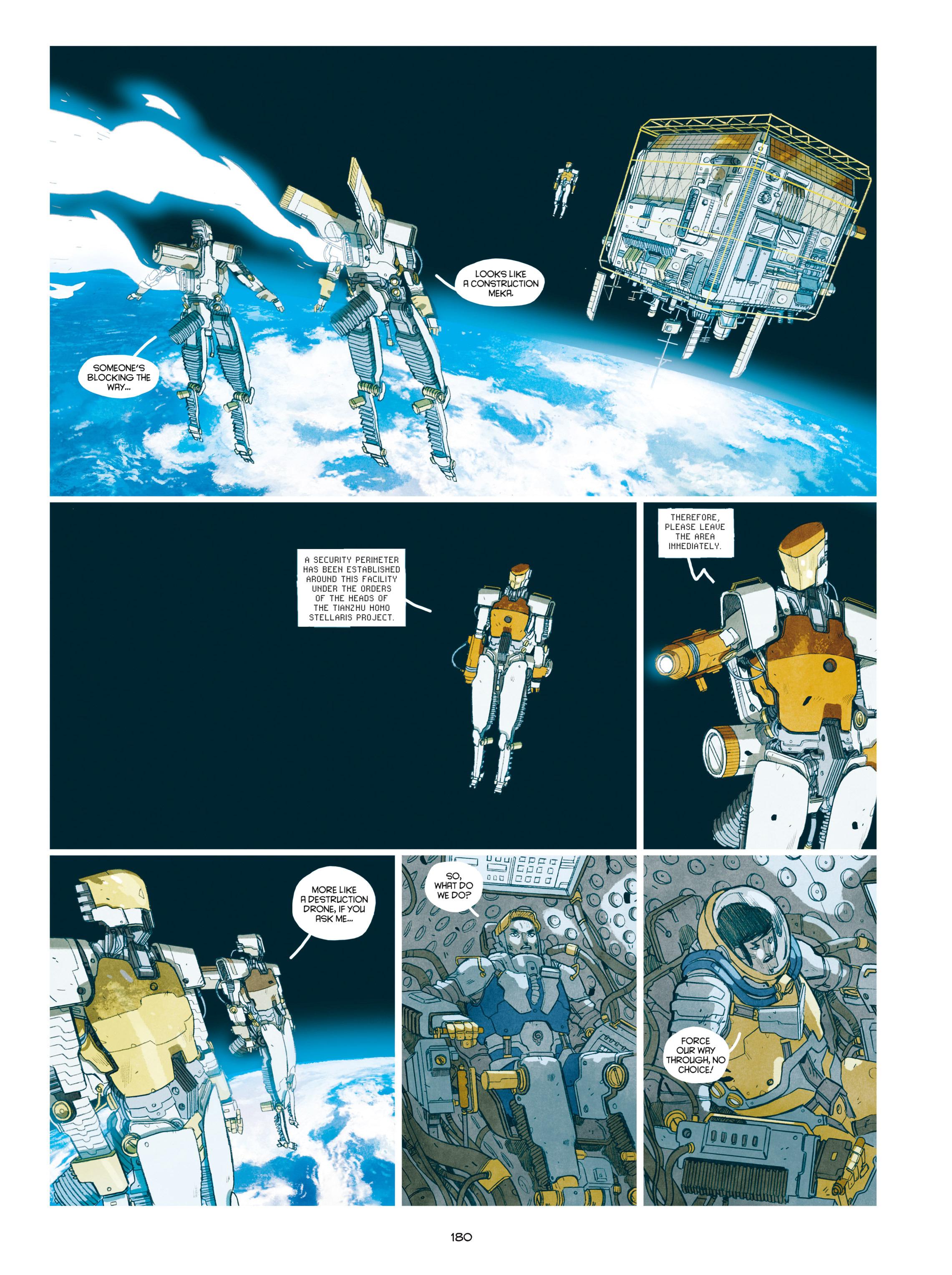 Read online Shangri-La comic -  Issue # Full - 181