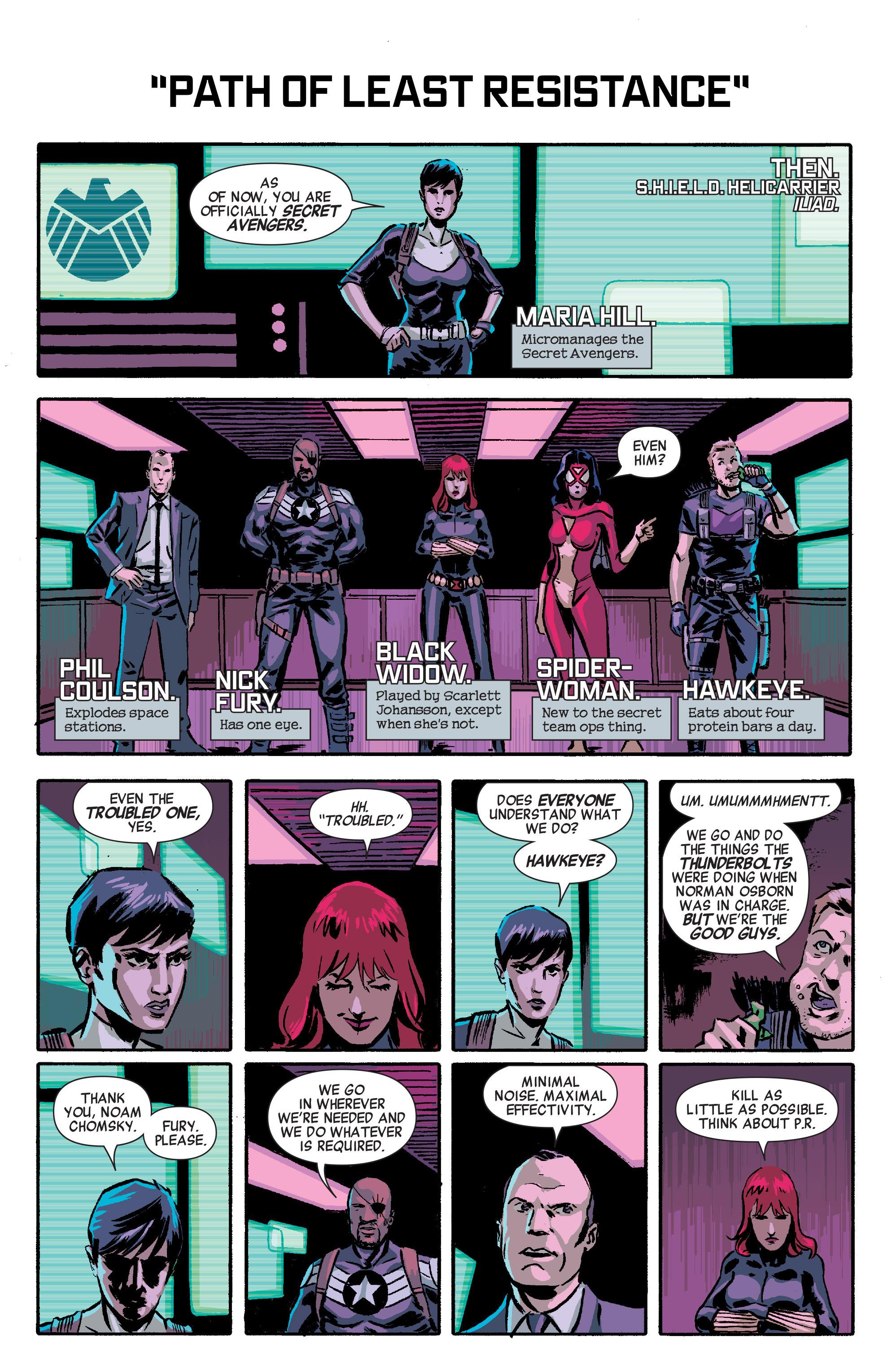 Read online Secret Avengers (2014) comic -  Issue #3 - 4