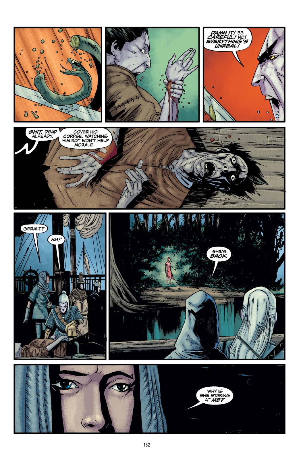 Read online The Witcher Omnibus comic -  Issue # TPB (Part 2) - 63