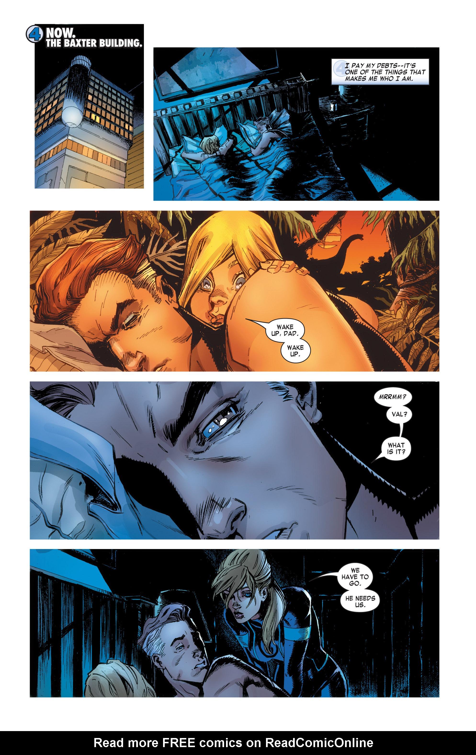 Read online Secret Wars Prelude comic -  Issue # Full - 108