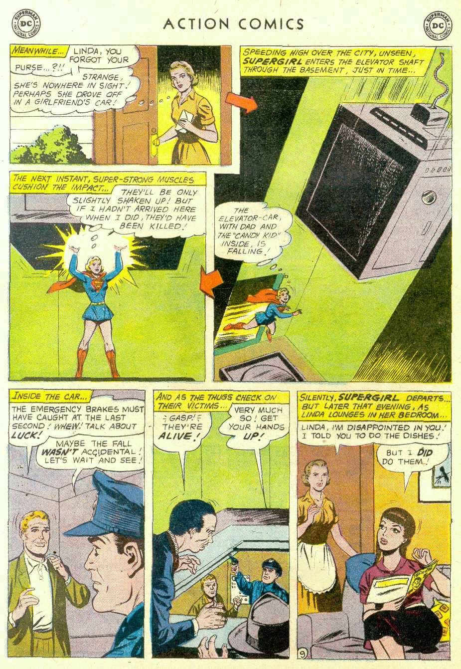 Read online Action Comics (1938) comic -  Issue #264 - 28