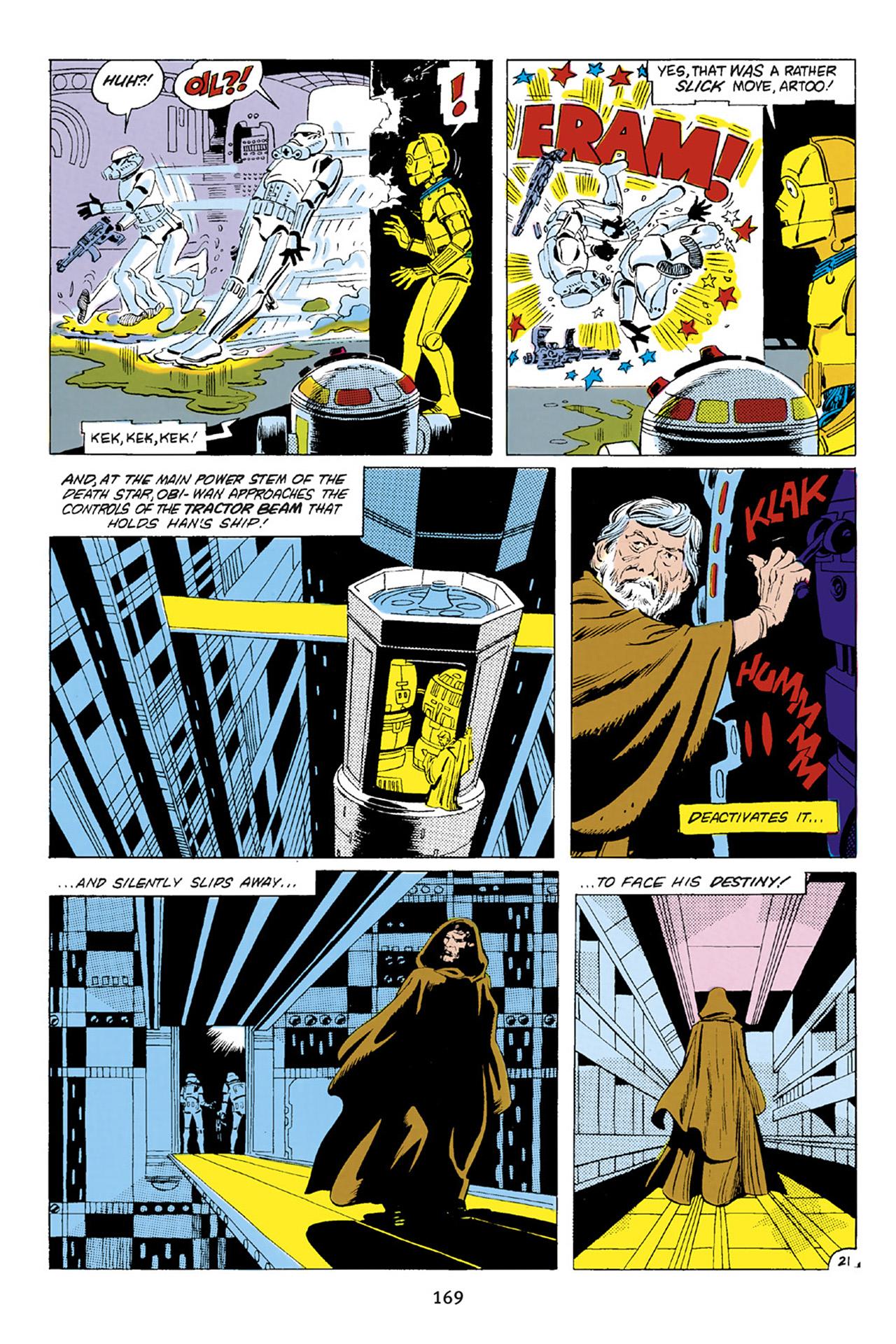 Read online Star Wars Omnibus comic -  Issue # Vol. 23 - 168
