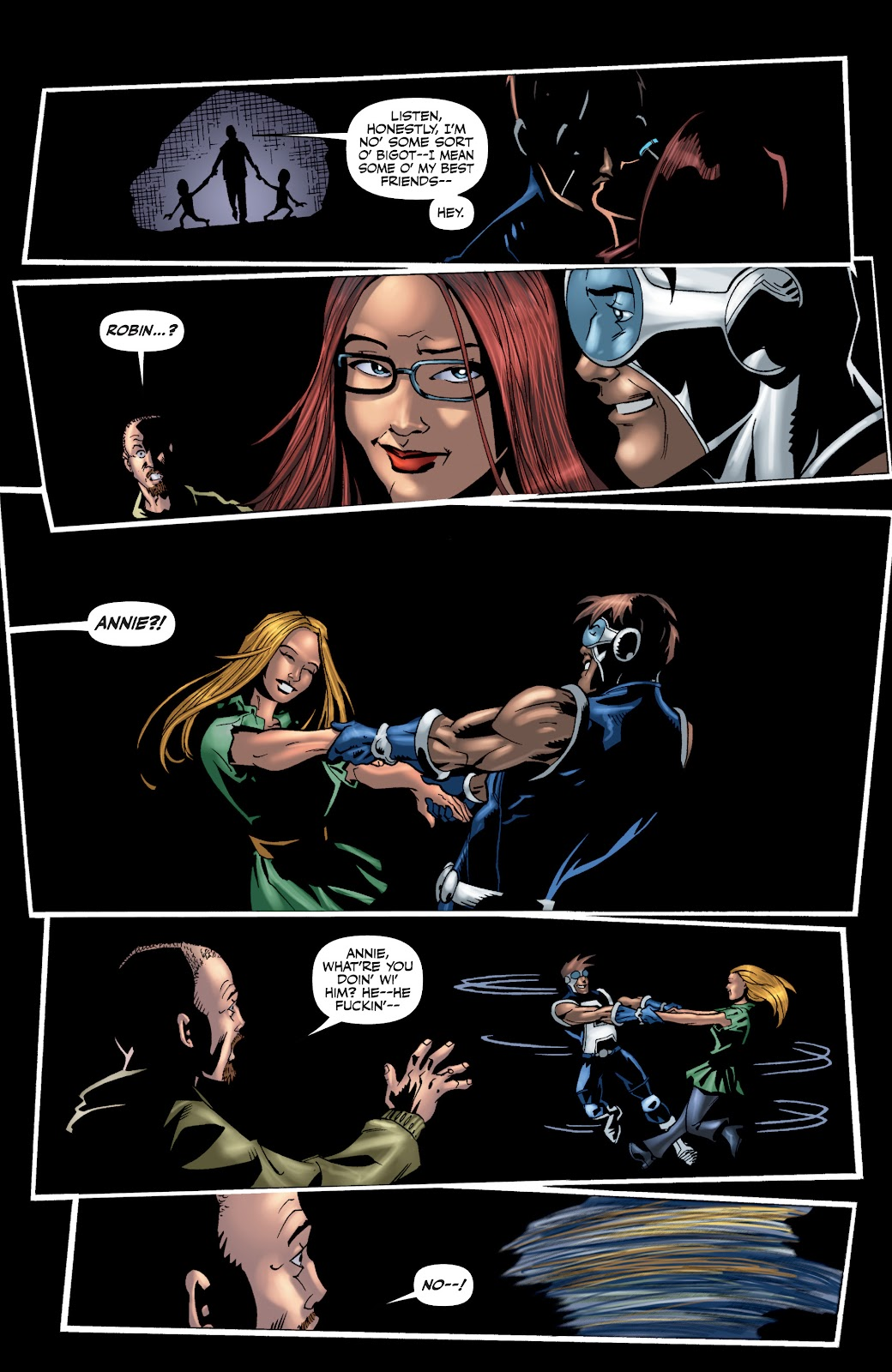 Read online The Boys Omnibus comic -  Issue # TPB 4 (Part 1) - 12