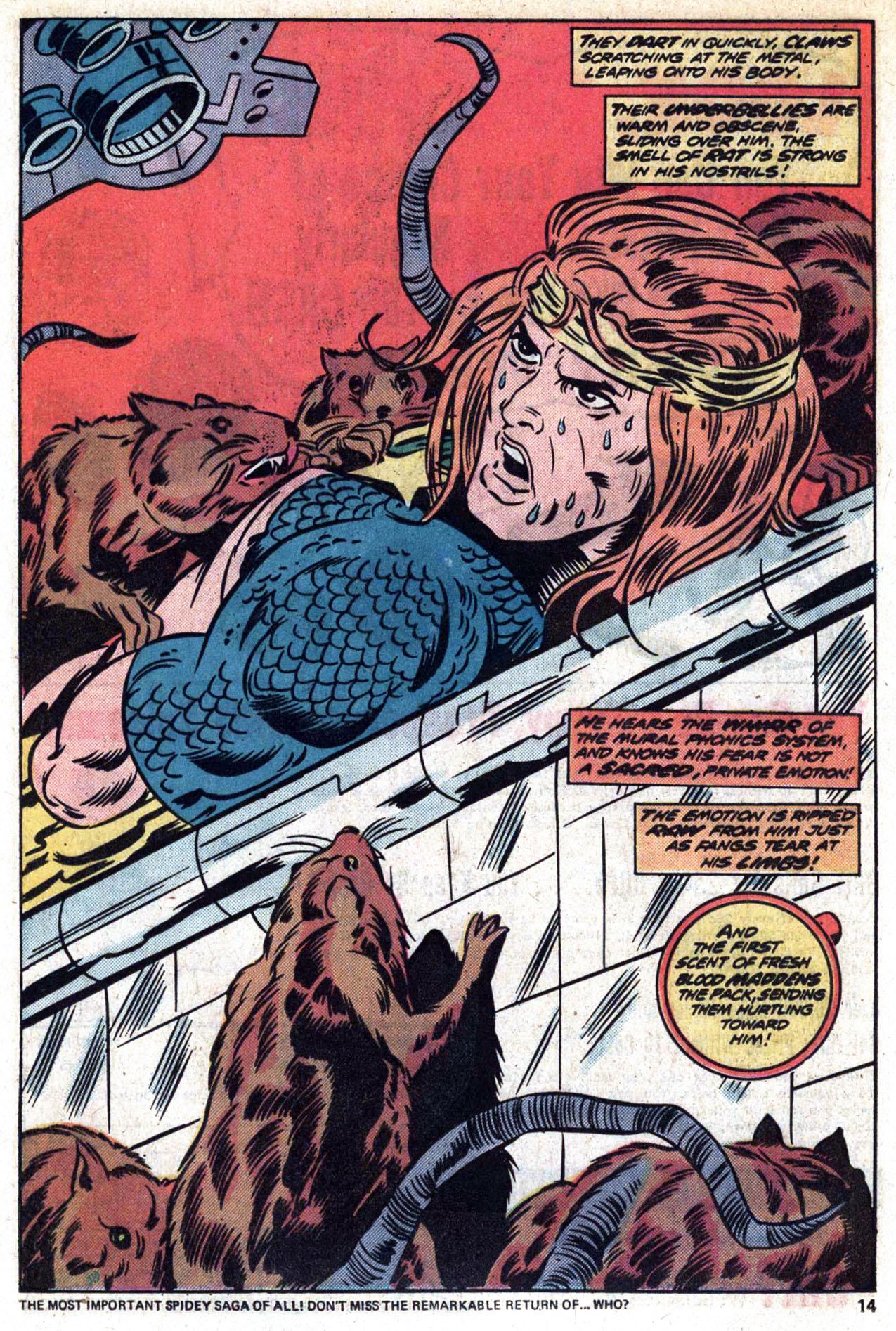 Read online Amazing Adventures (1970) comic -  Issue #30 - 16