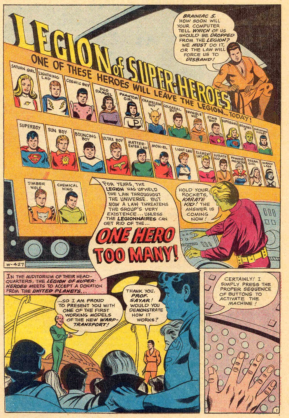 Read online Action Comics (1938) comic -  Issue #387 - 22