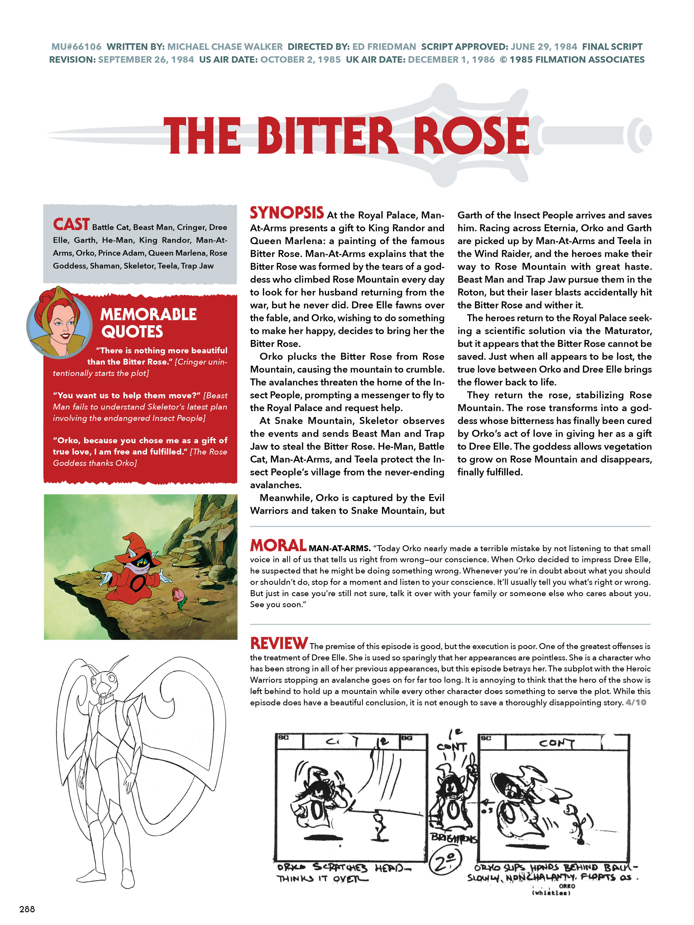 Read online He-Man and She-Ra: A Complete Guide to the Classic Animated Adventures comic -  Issue # TPB (Part 2) - 89