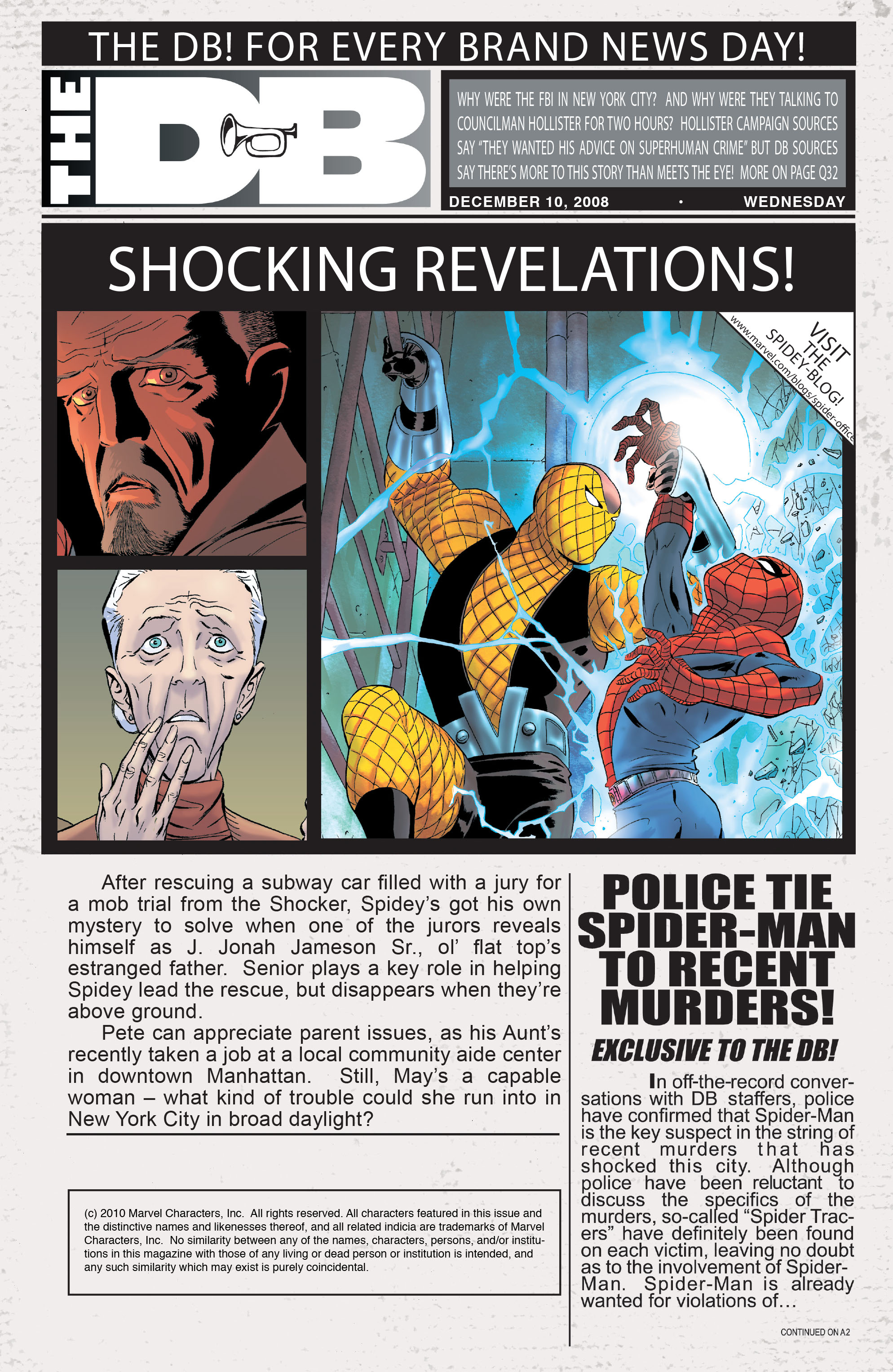 The Amazing Spider-Man (1963) 580 Page 1