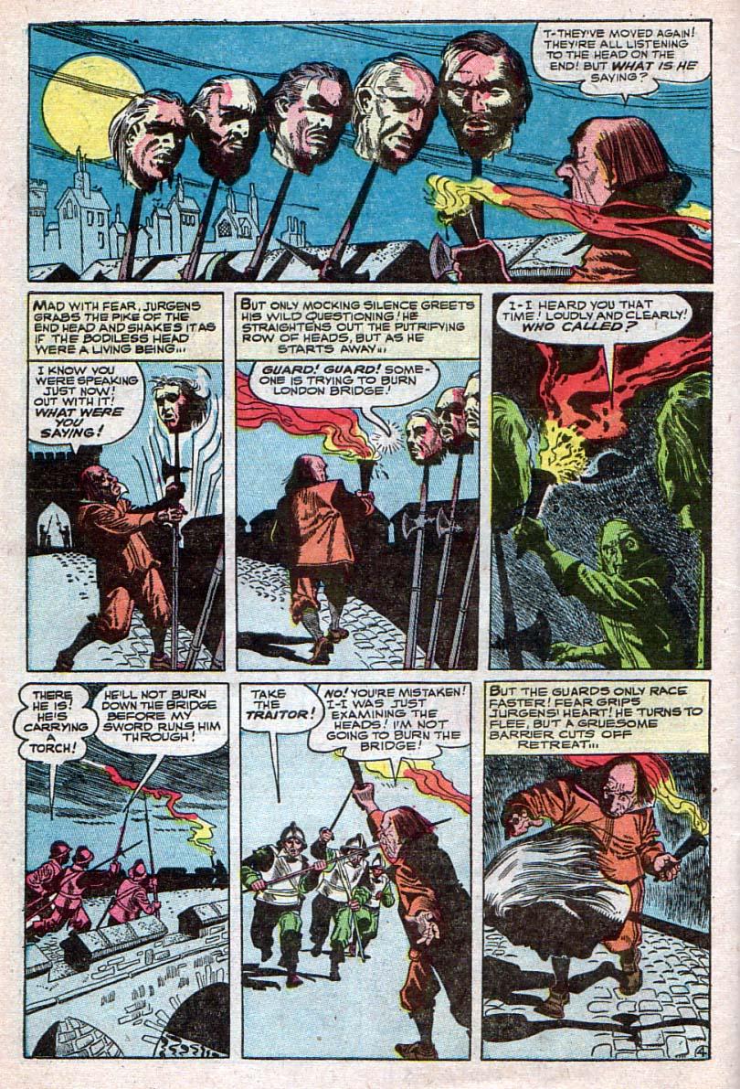 Read online Adventures into Weird Worlds comic -  Issue #28 - 5