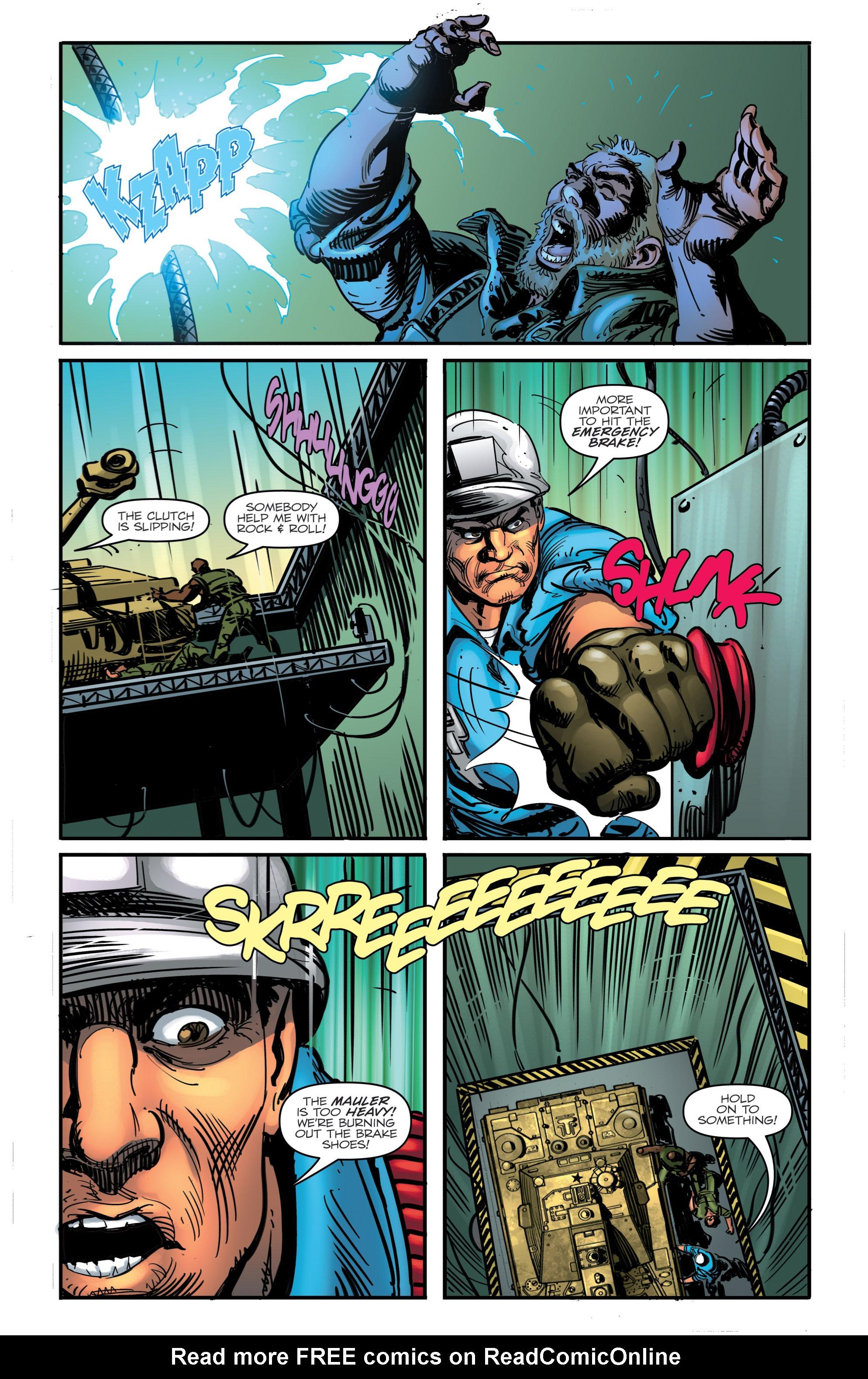 G.I. Joe: A Real American Hero 192 Page 16
