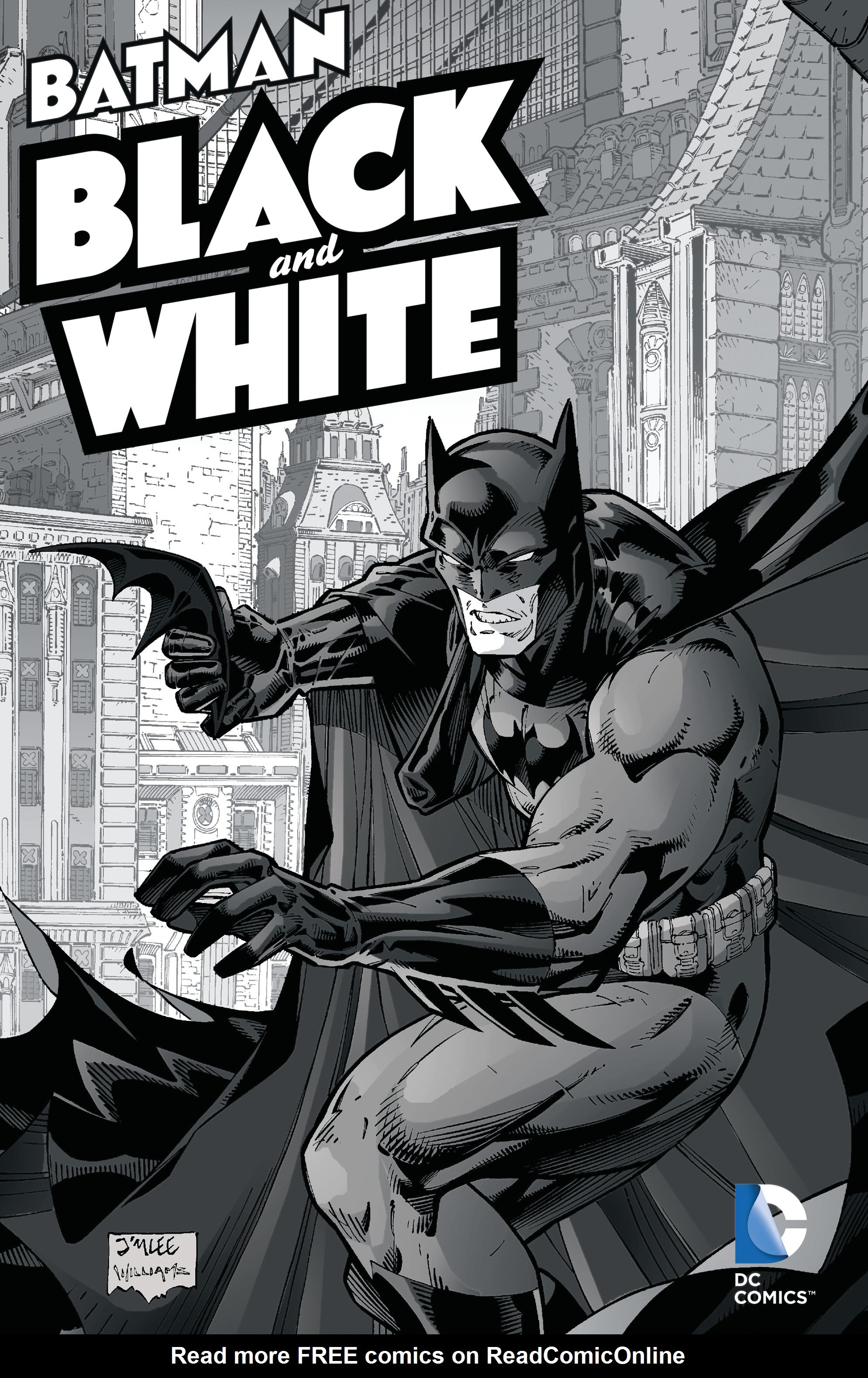 Batman Black and White (1996) issue _TPB_1_(Part_1) - Page 1