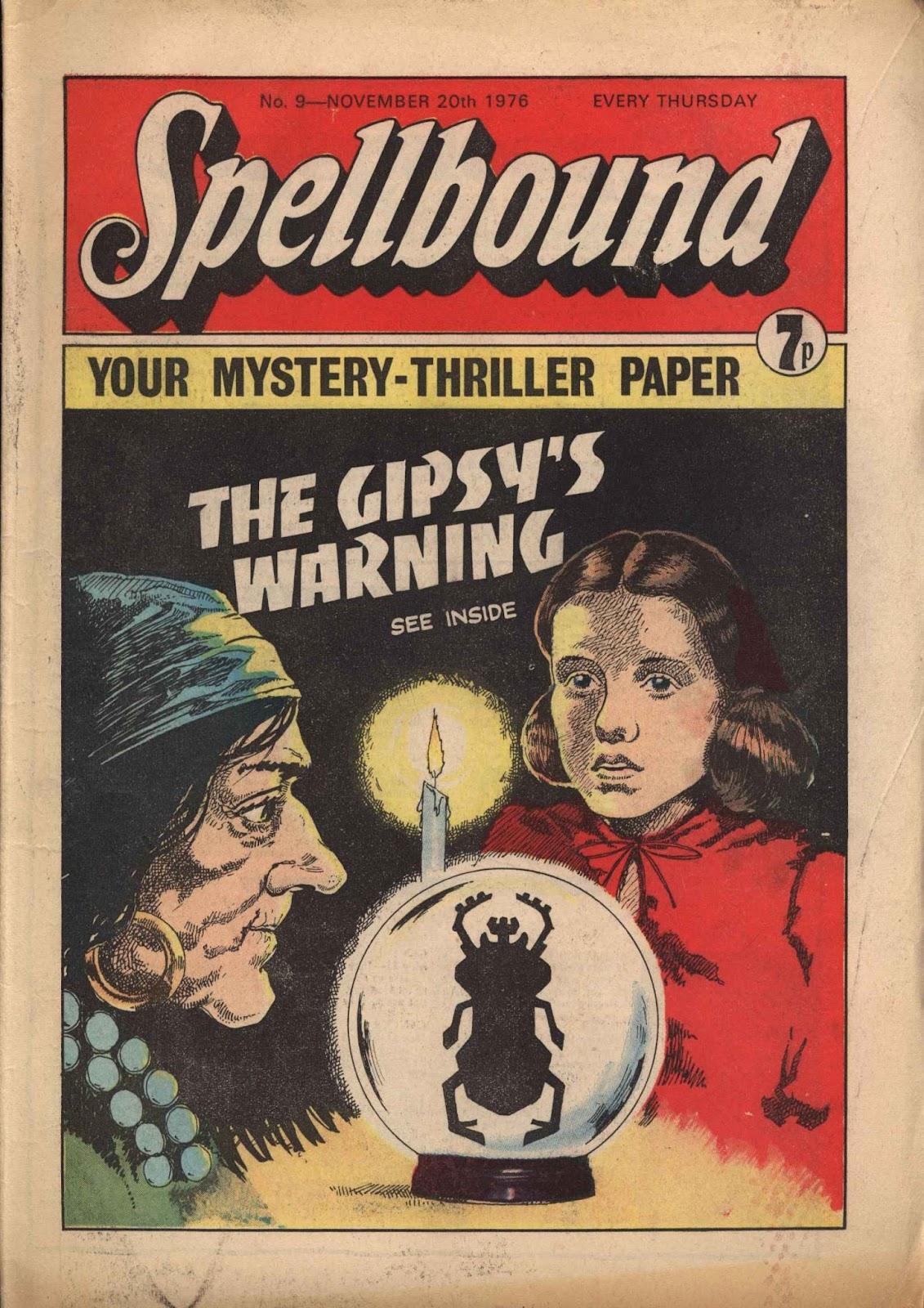 Spellbound (1988) issue 9 - Page 1