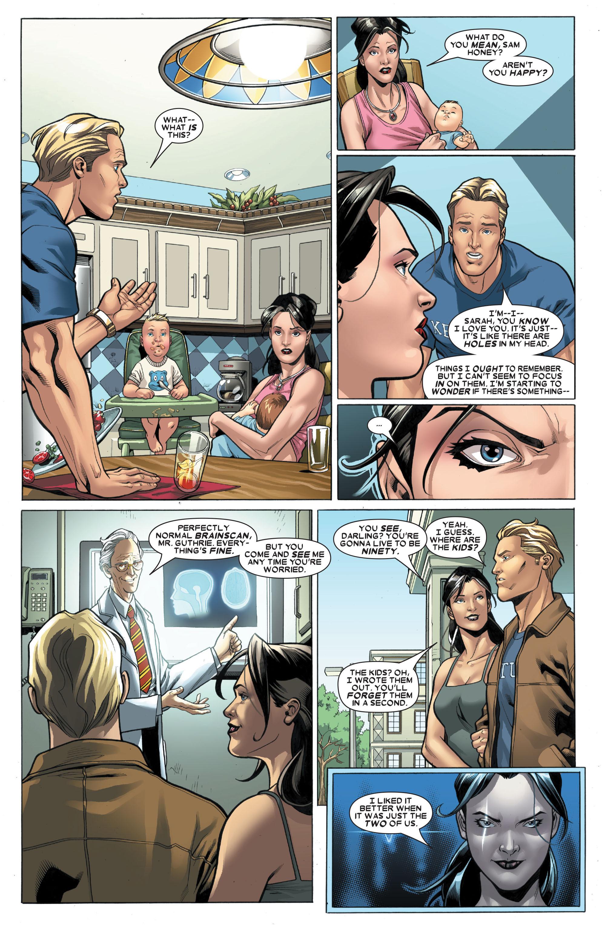X-Men (1991) 191 Page 7