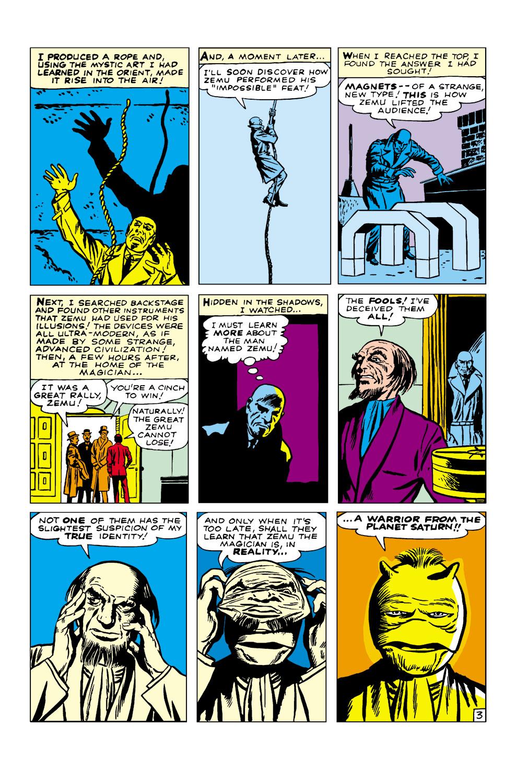 Read online Amazing Adventures (1961) comic -  Issue #3 - 24
