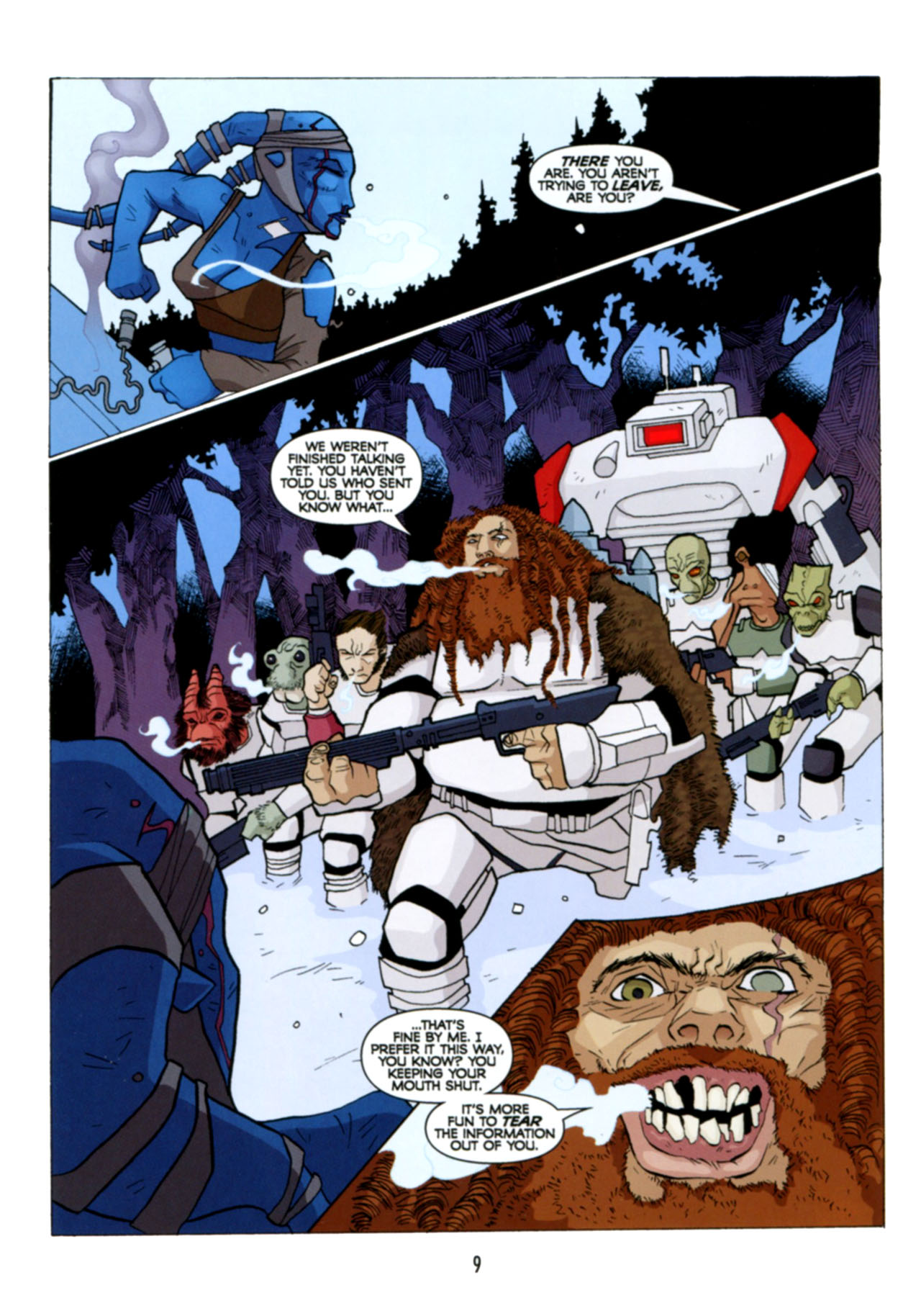 Read online Star Wars: The Clone Wars - Deadly Hands of Shon-Ju comic -  Issue # Full - 10