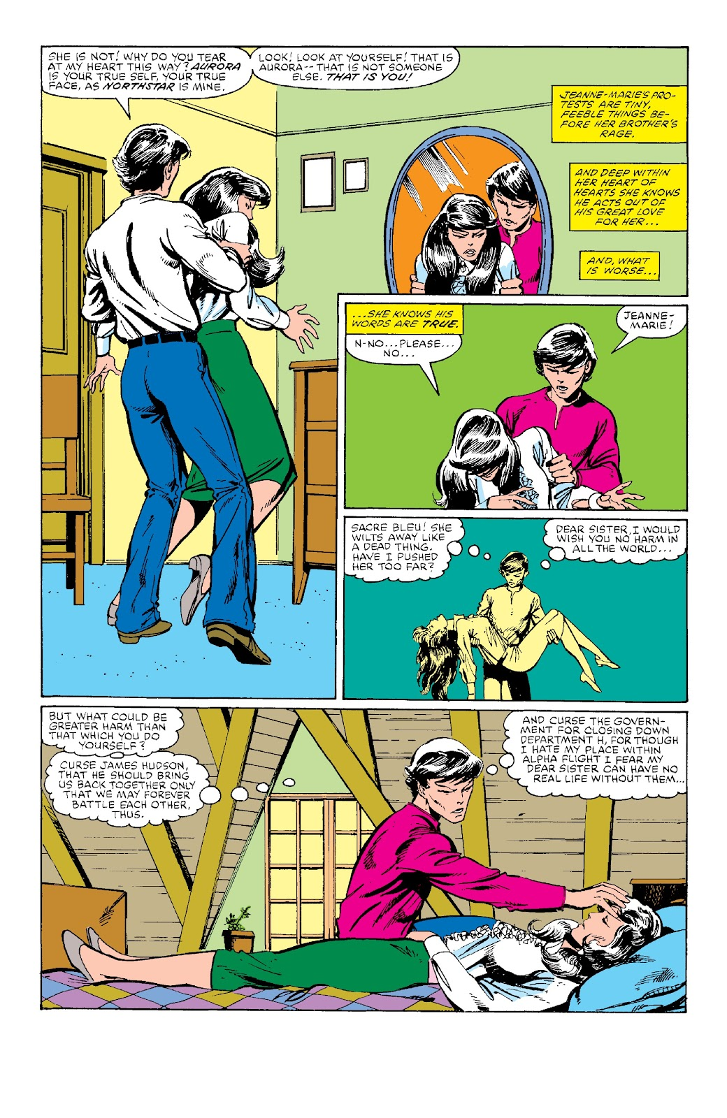 Alpha Flight (1983) issue _Facsimile_Edition_1 - Page 17