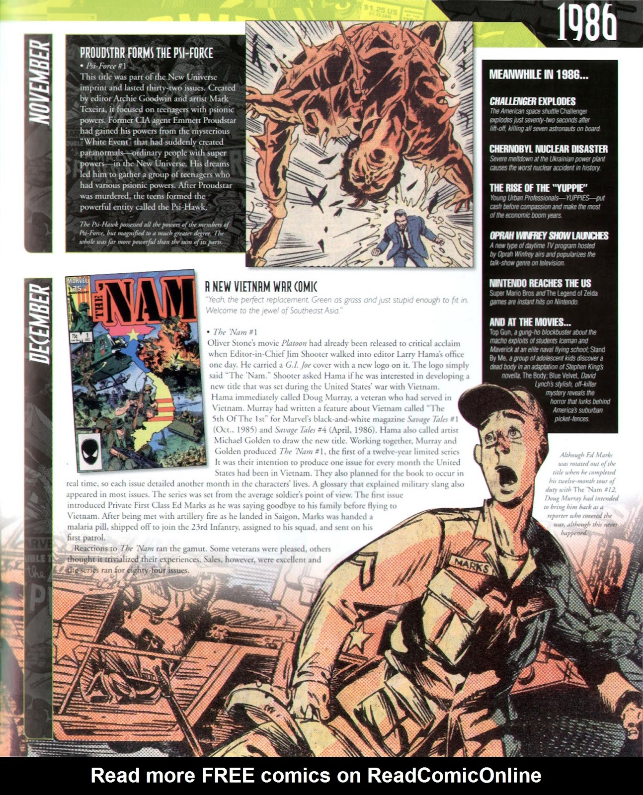 Read online Marvel Chronicle comic -  Issue # TPB (Part 3) - 25