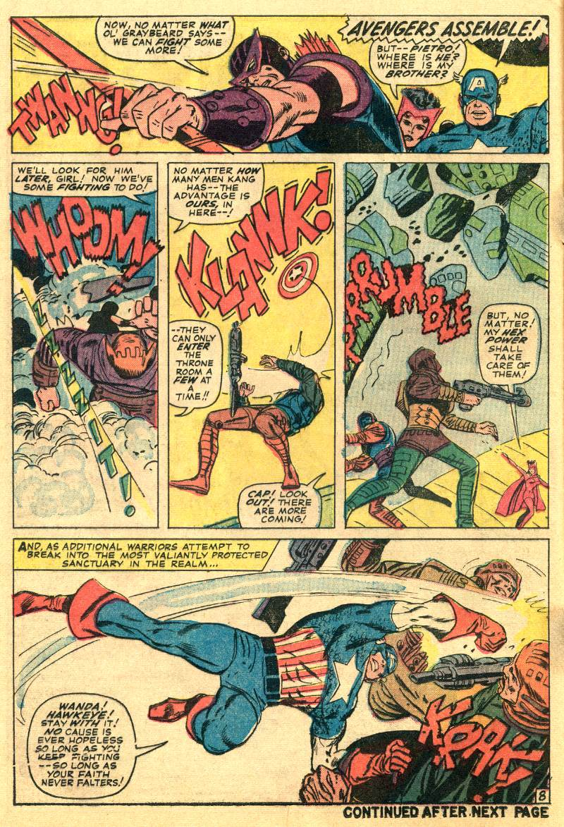 The Avengers (1963) 24 Page 8