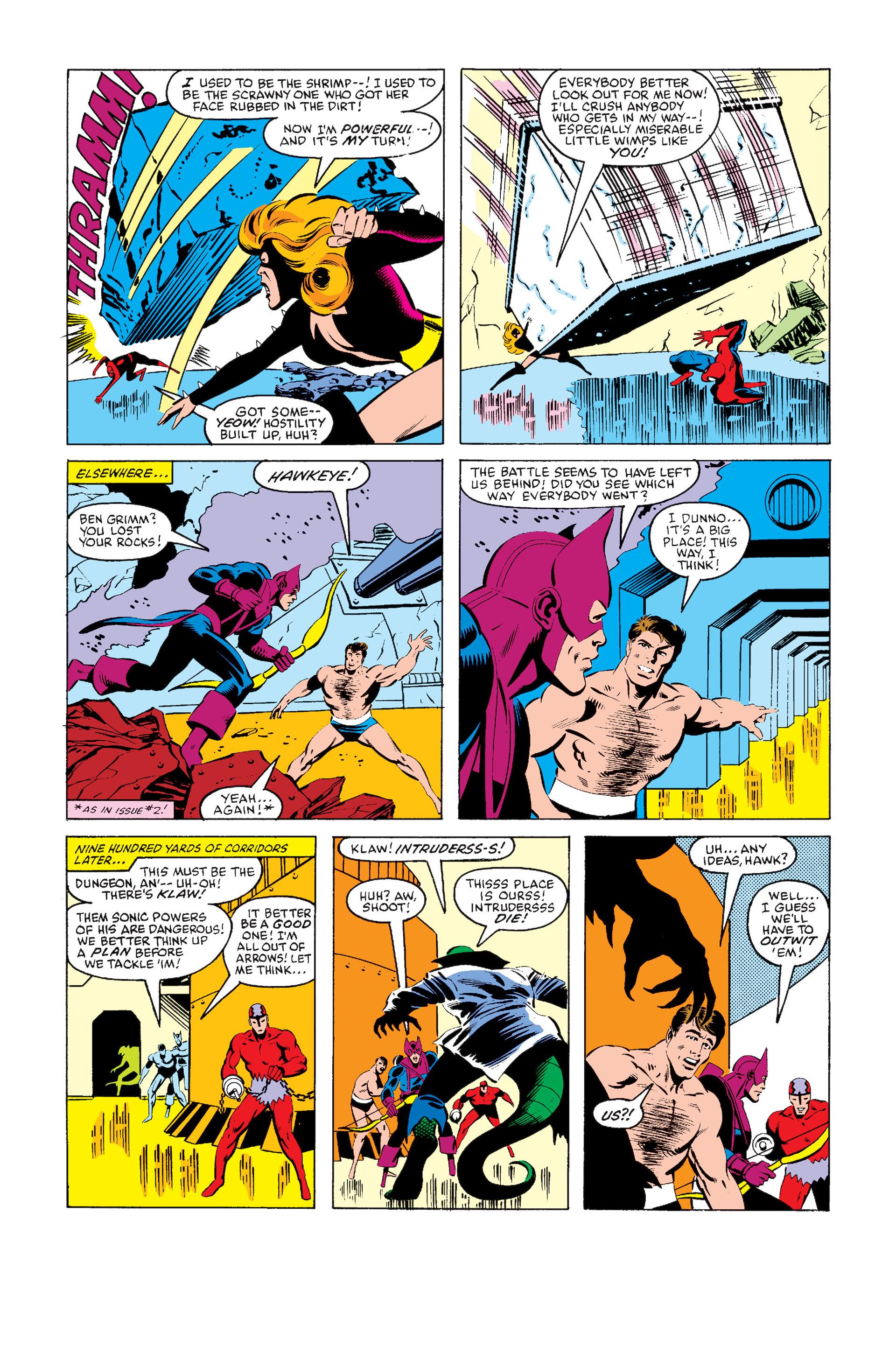 Read online Secret Wars (1985) comic -  Issue #8 - 13