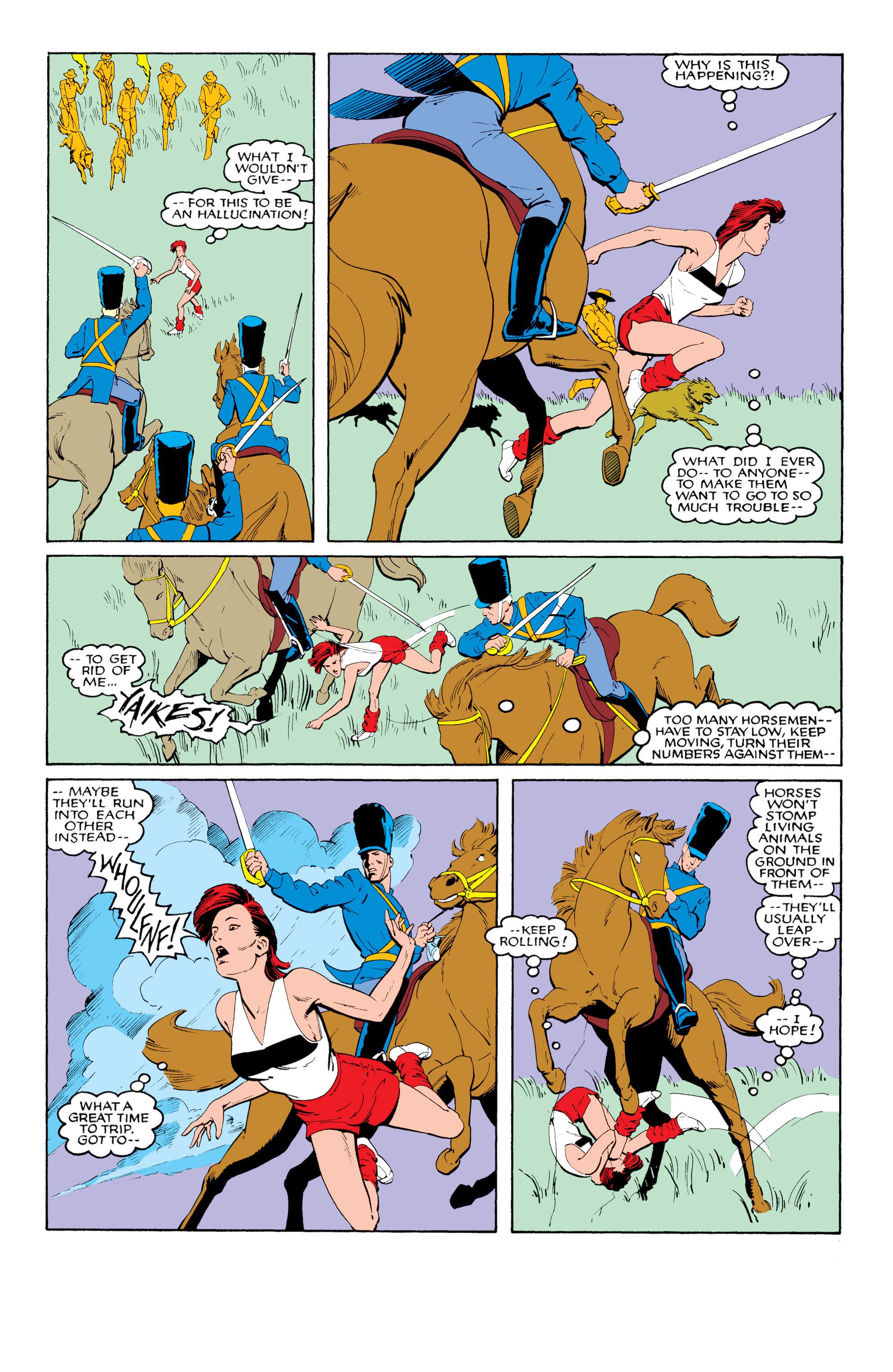 Read online Uncanny X-Men (1963) comic -  Issue #204 - 12