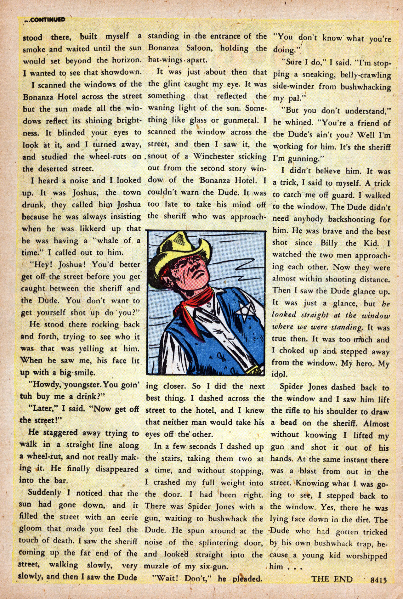 Read online Two-Gun Kid comic -  Issue #14 - 26