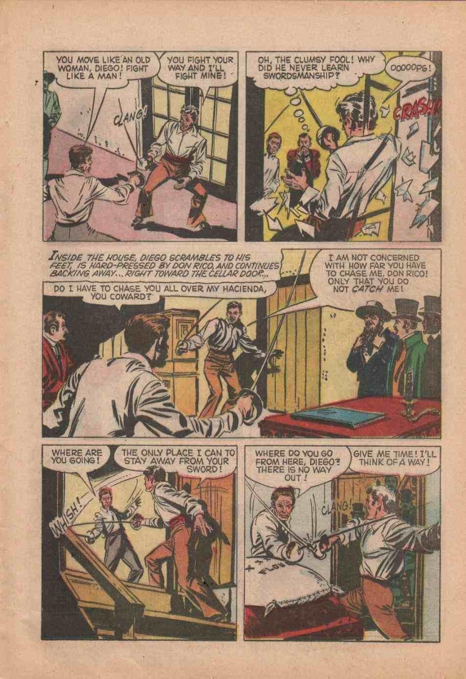 Zorro (1966) issue 6 - Page 17