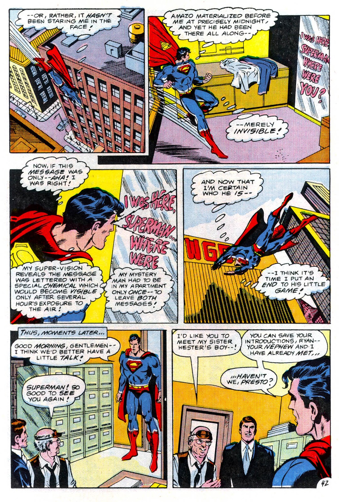 Read online Superman Special (1983) comic -  Issue #3 - 43