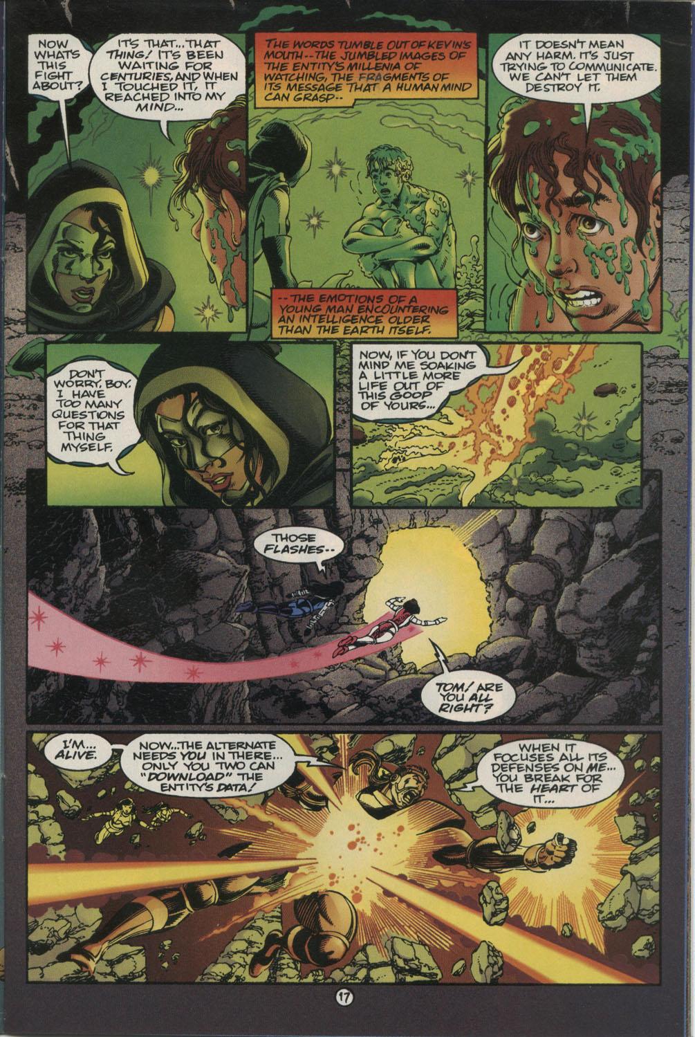 Read online Break-Thru comic -  Issue #2 - 18