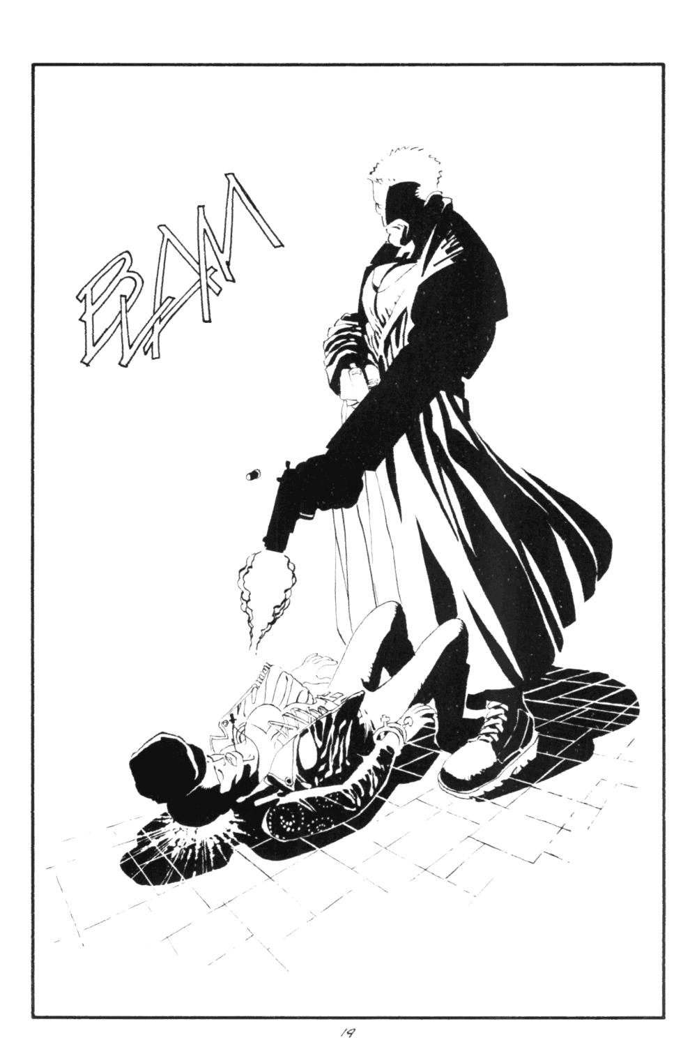 Read online Sin City: Silent Night comic -  Issue # Full - 20