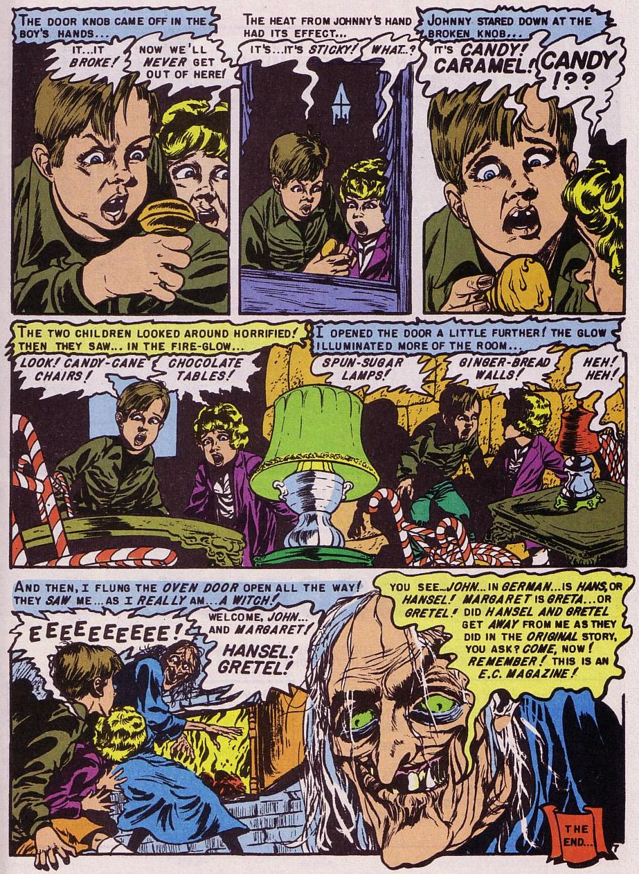 Read online Shock SuspenStories comic -  Issue #6 - 29