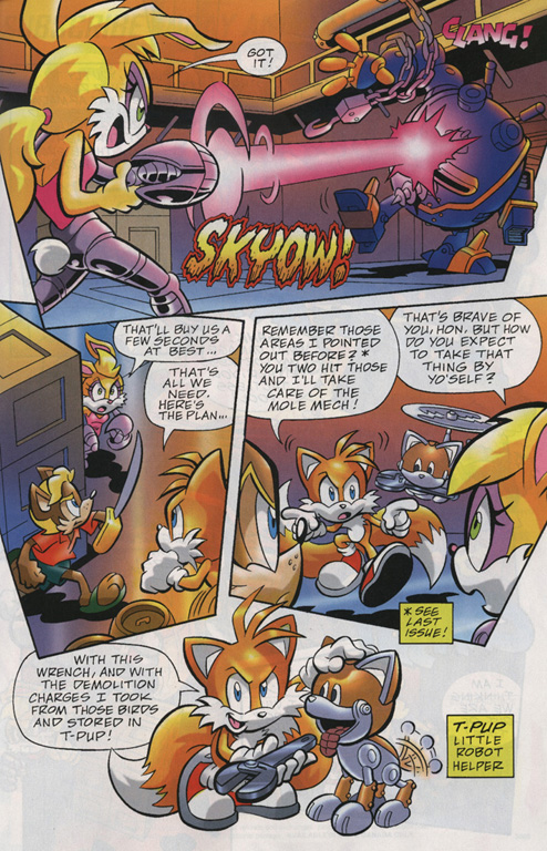 Read online Sonic Universe comic -  Issue #20 - 4