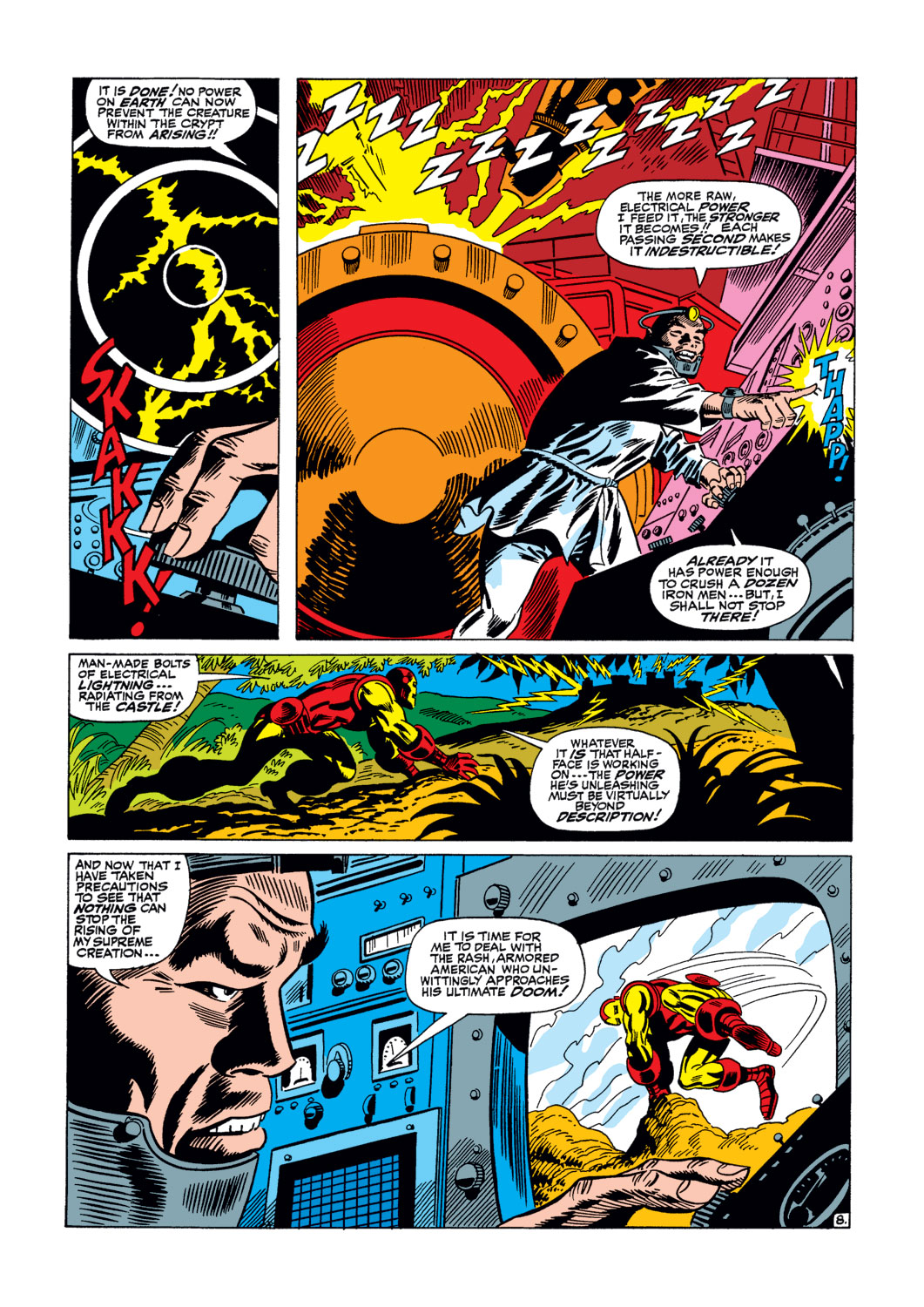 Tales of Suspense (1959) issue 92 - Page 9