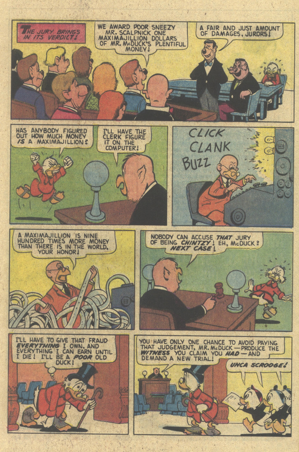Read online Uncle Scrooge (1953) comic -  Issue #152 - 13